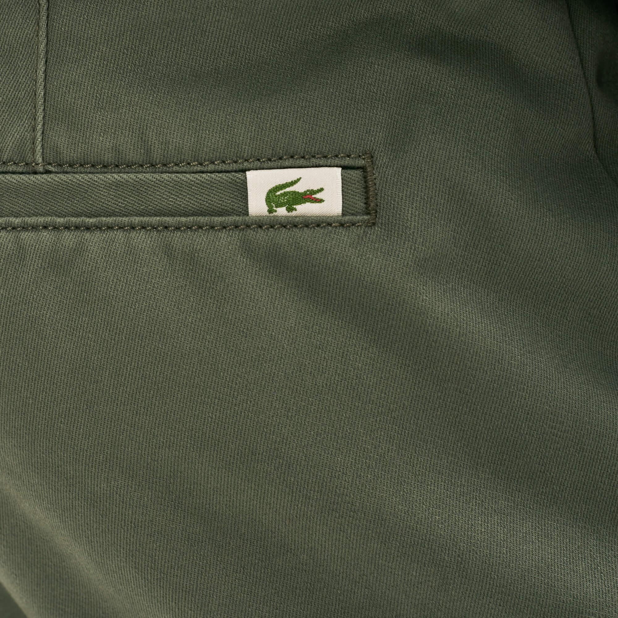 Lacoste Erkek Yeşil Bermuda