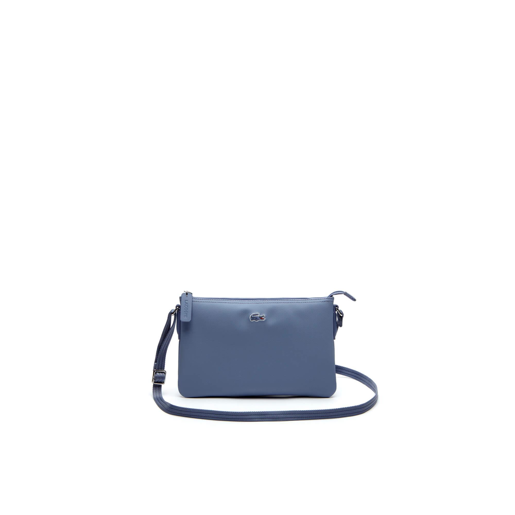 Lacoste Kadın L.12.12 Concept Mavi Çanta