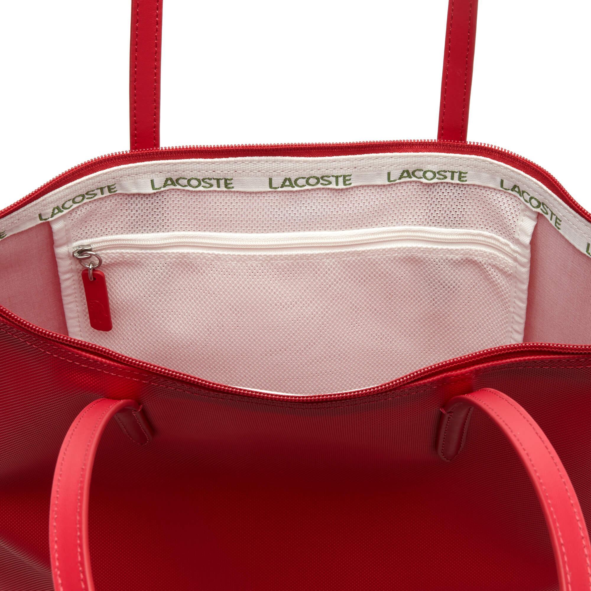 Lacoste L1212 Kadın Kırmızı Çanta