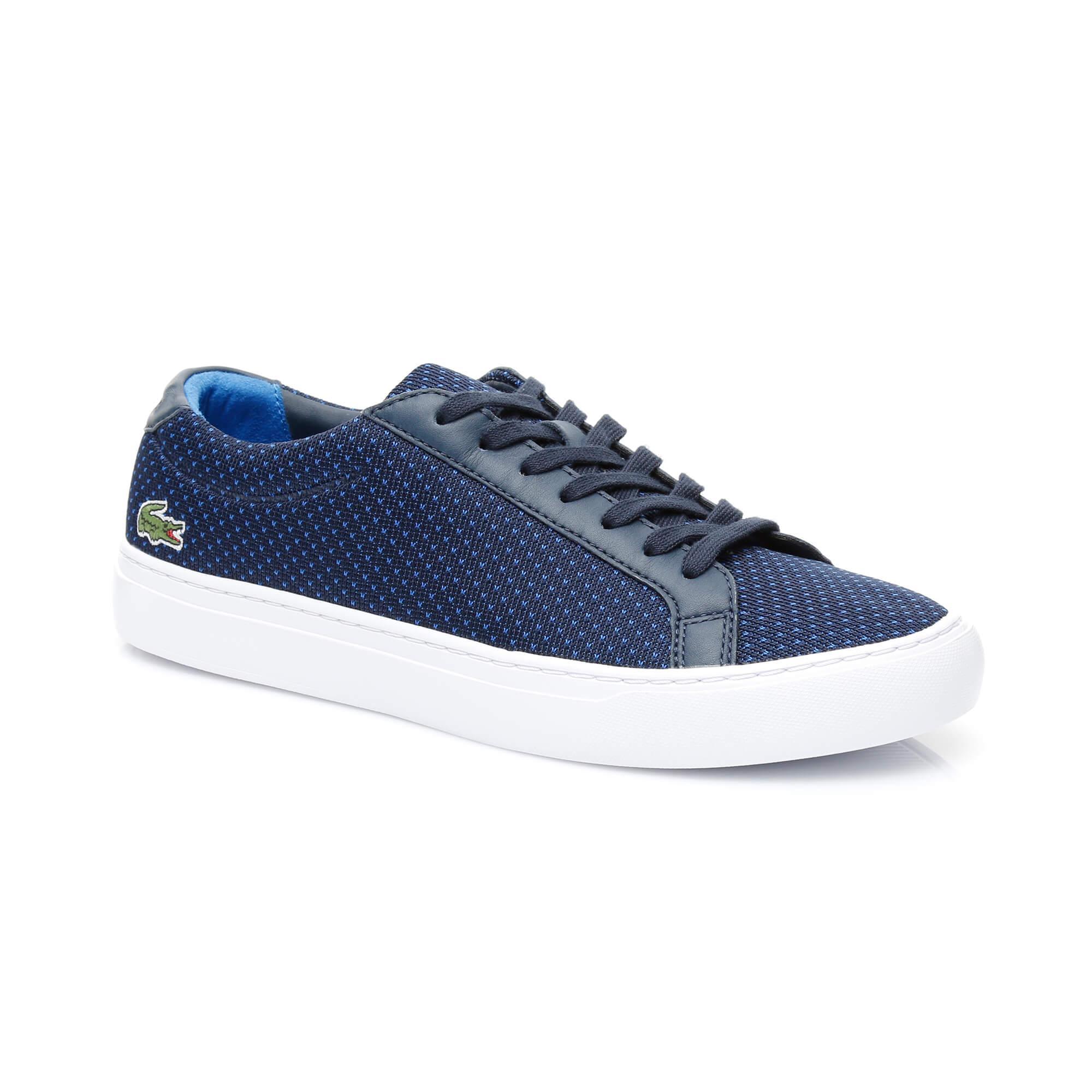 Lacoste Erkek L1212 Lightweight Lacivert Sneaker
