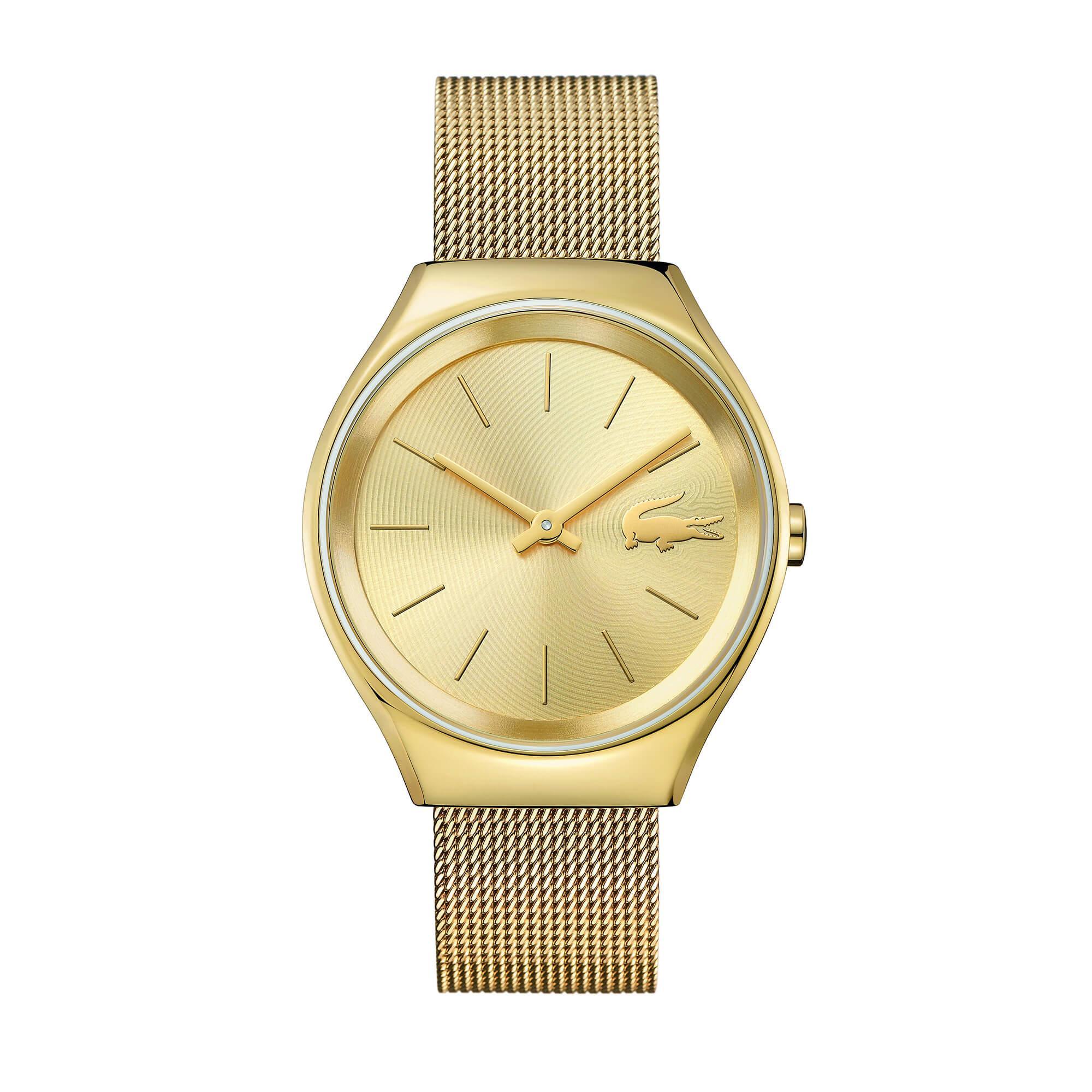 Lacoste Kadın Altın Sarısı Saat