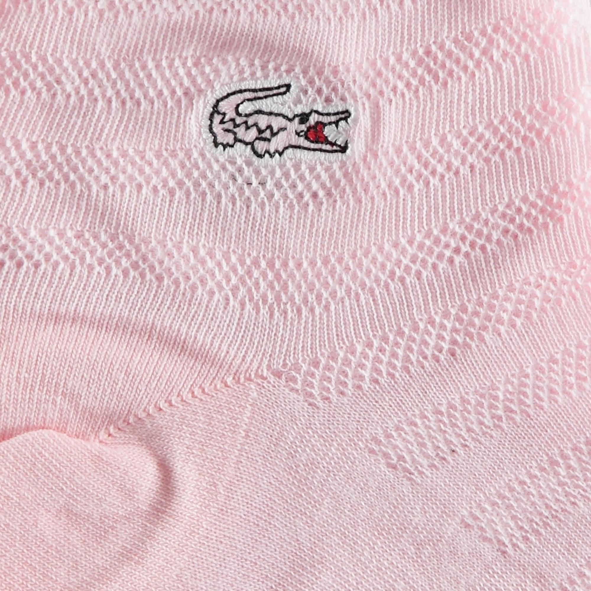 Lacoste Kadın Pembe Çorap