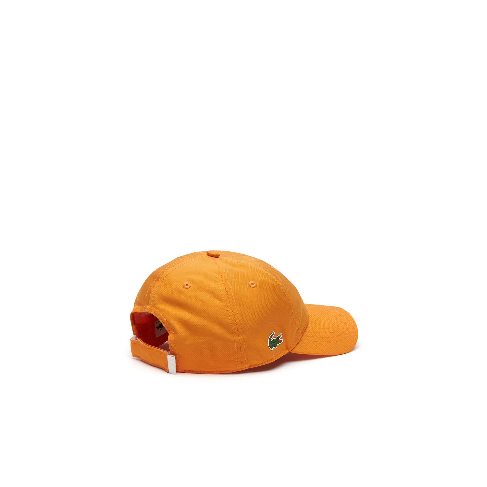Lacoste Erkek Turuncu Spor Şapka