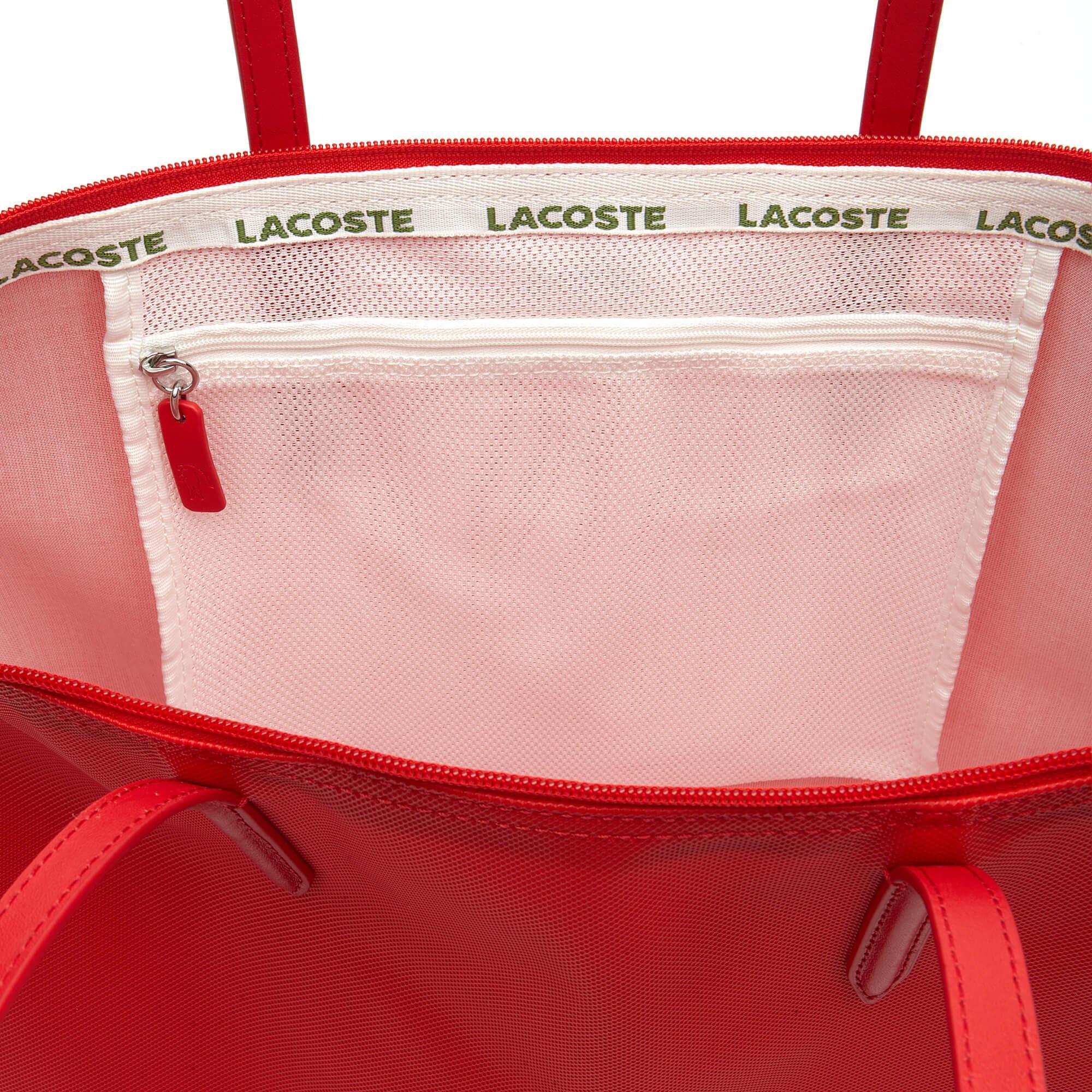 Lacoste L.12.12 Kadın Kırmızı Çanta