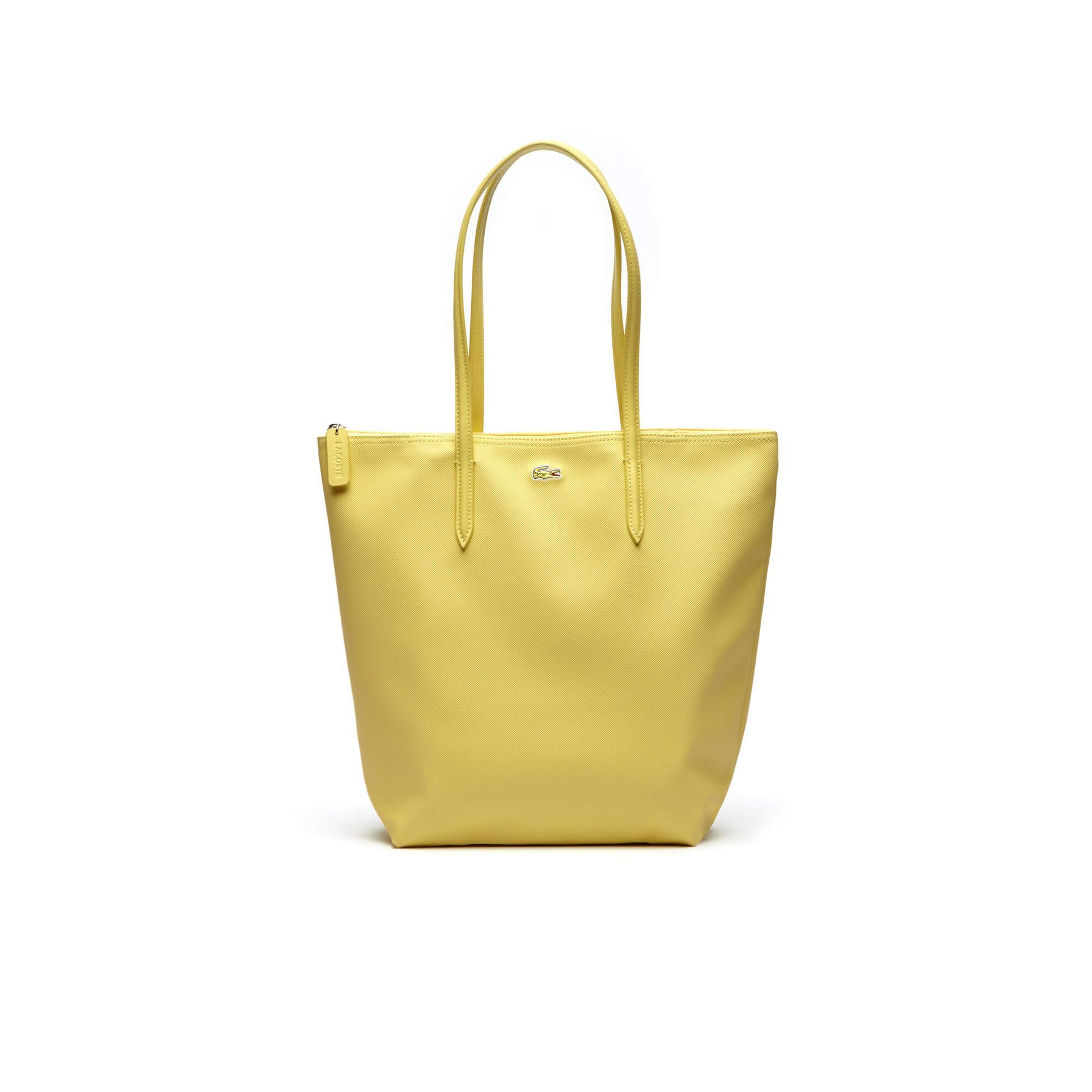 Lacoste L.12.12 Kadın Sarı Çanta