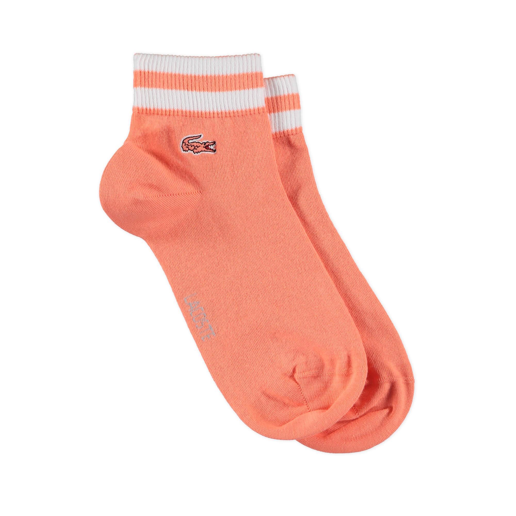 Lacoste Kadın Turuncu Çorap