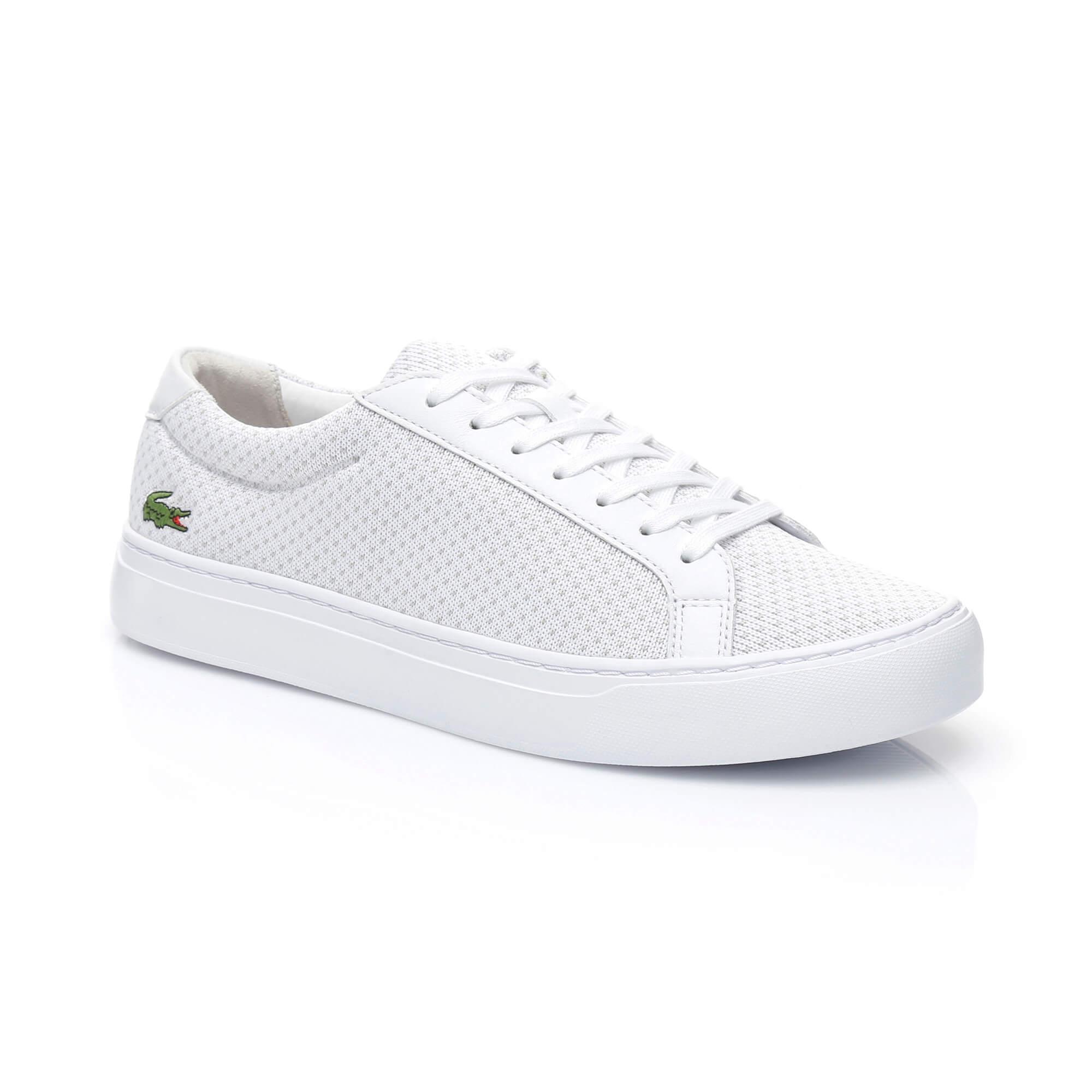 Lacoste Erkek L1212 Lightweight Beyaz Sneaker