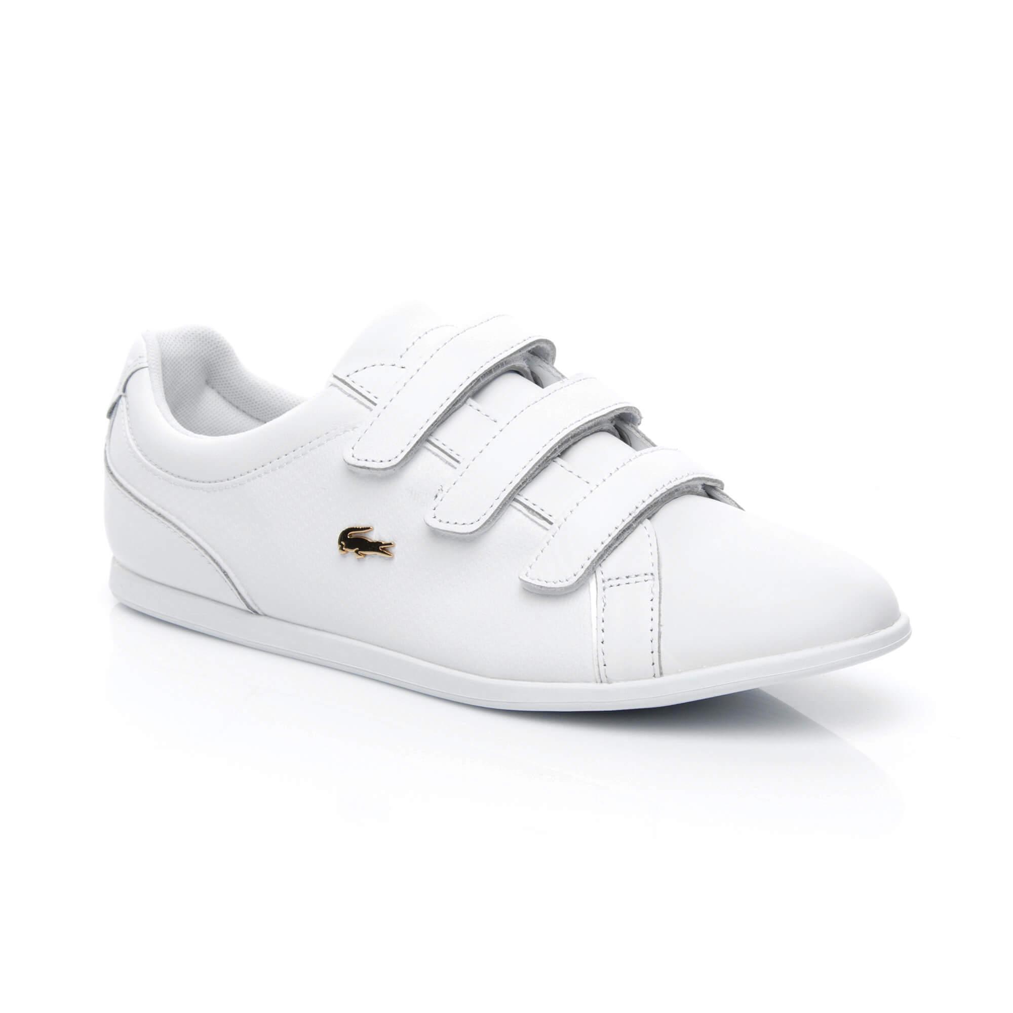 Lacoste Rey Strap Kadın Beyaz Spor Ayakkabısı
