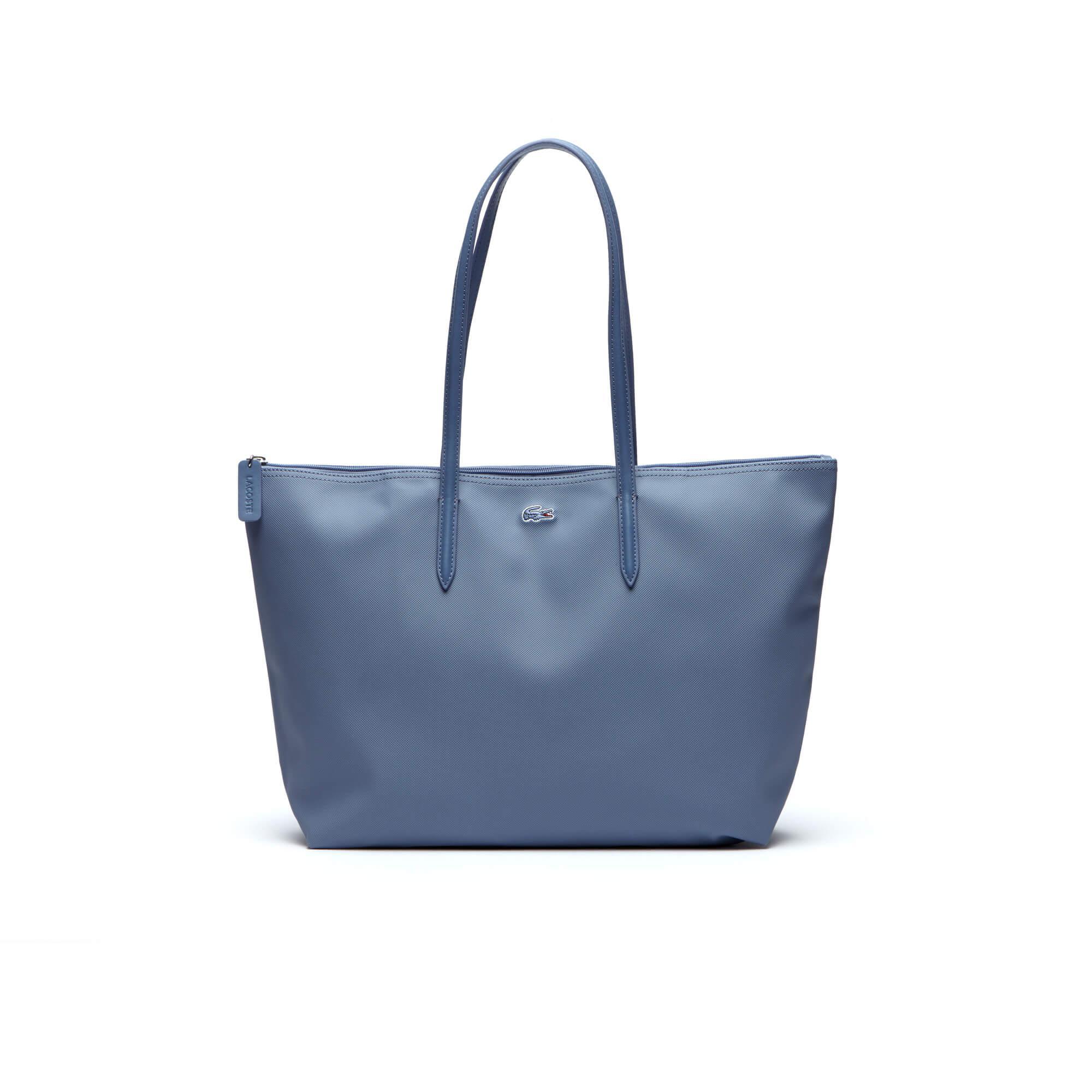 Lacoste L.12.12 Kadın Mavi Çanta