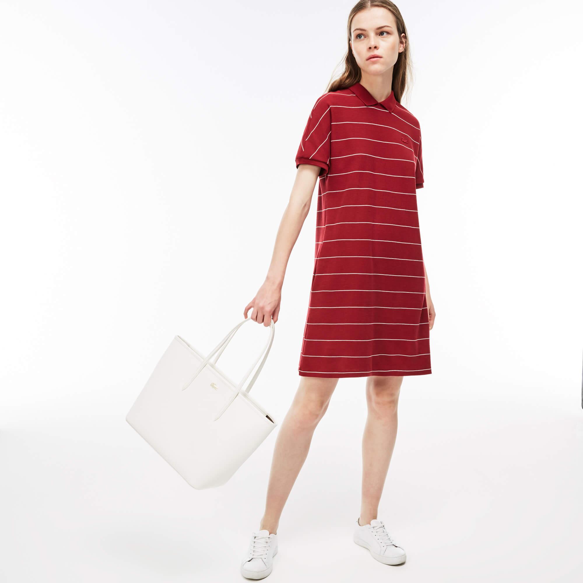 Lacoste Kadın Chantaco Krem Rengi Çanta