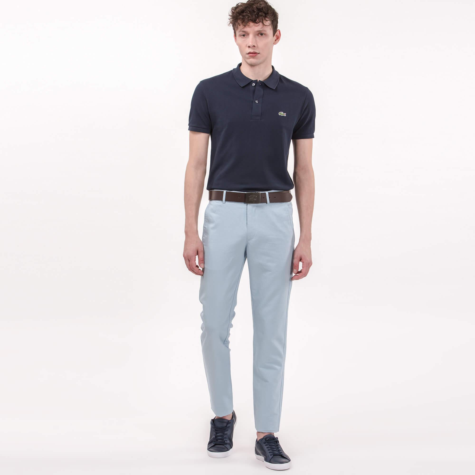 Lacoste Erkek Açık Mavi Pantolon