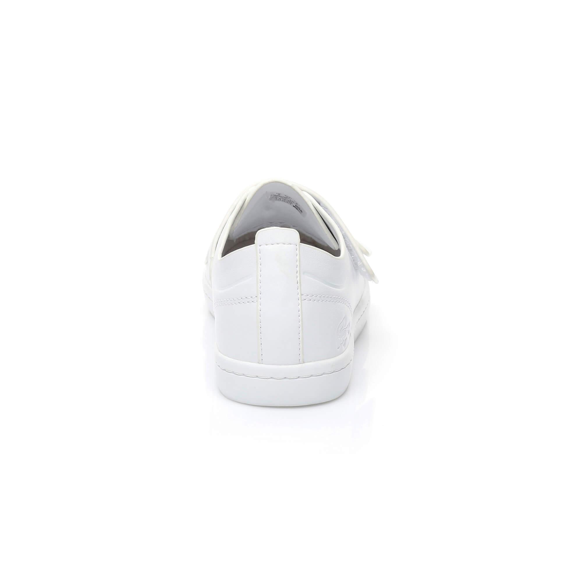 Lacoste Straightset Strap Kadın Sneaker