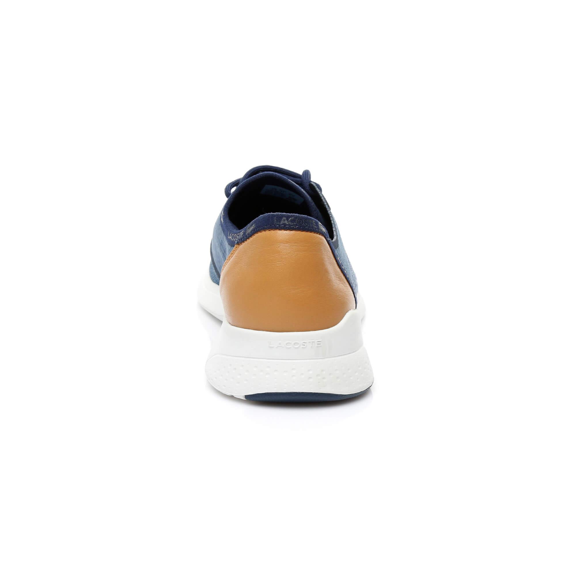 Lacoste LT Fit Erkek Lacivert Sneaker