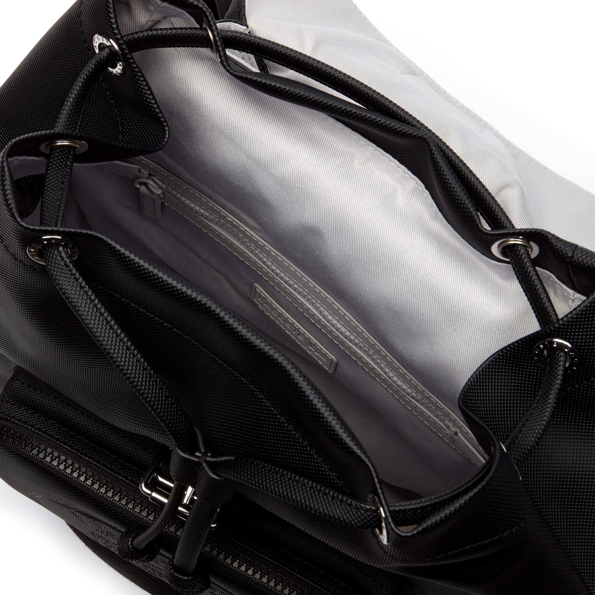 Lacoste Kadın Siyah Sırt Çantası