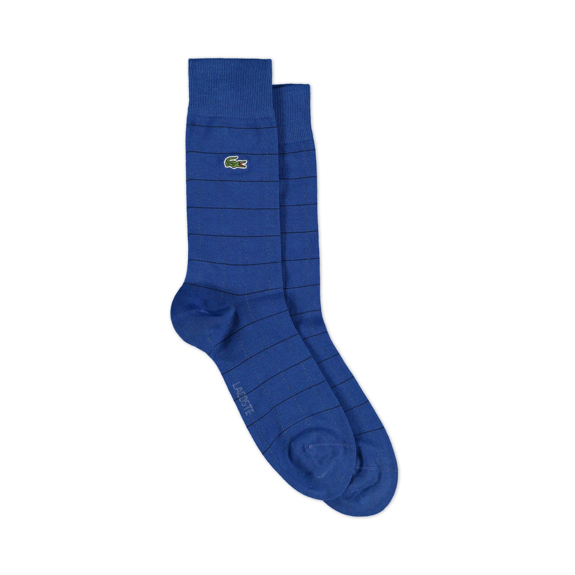 Lacoste Erkek Mavi Çorap