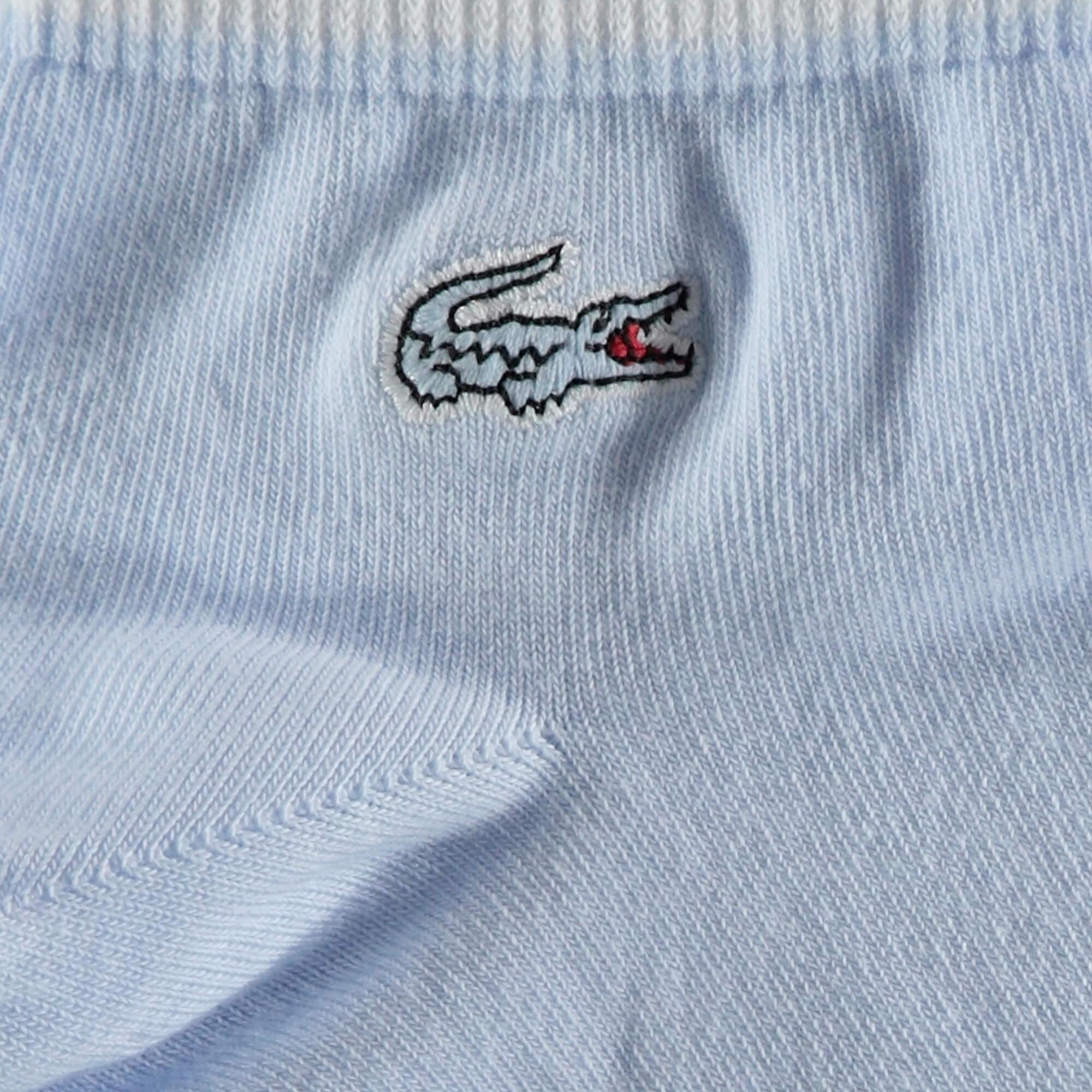 Lacoste Kadın Mavi Çorap
