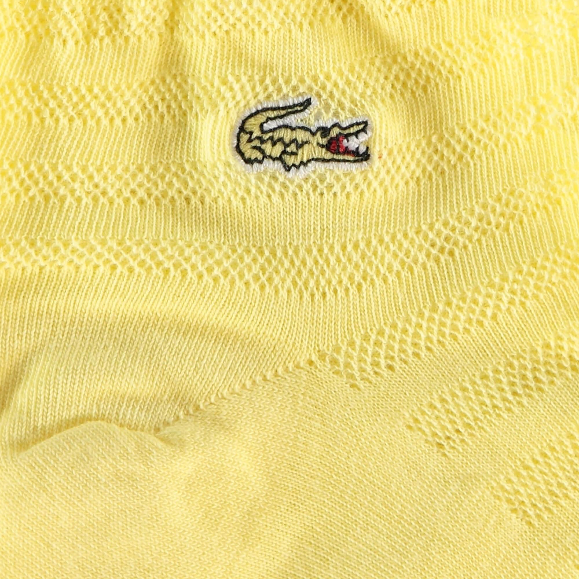 Lacoste Kadın Sarı Çorap