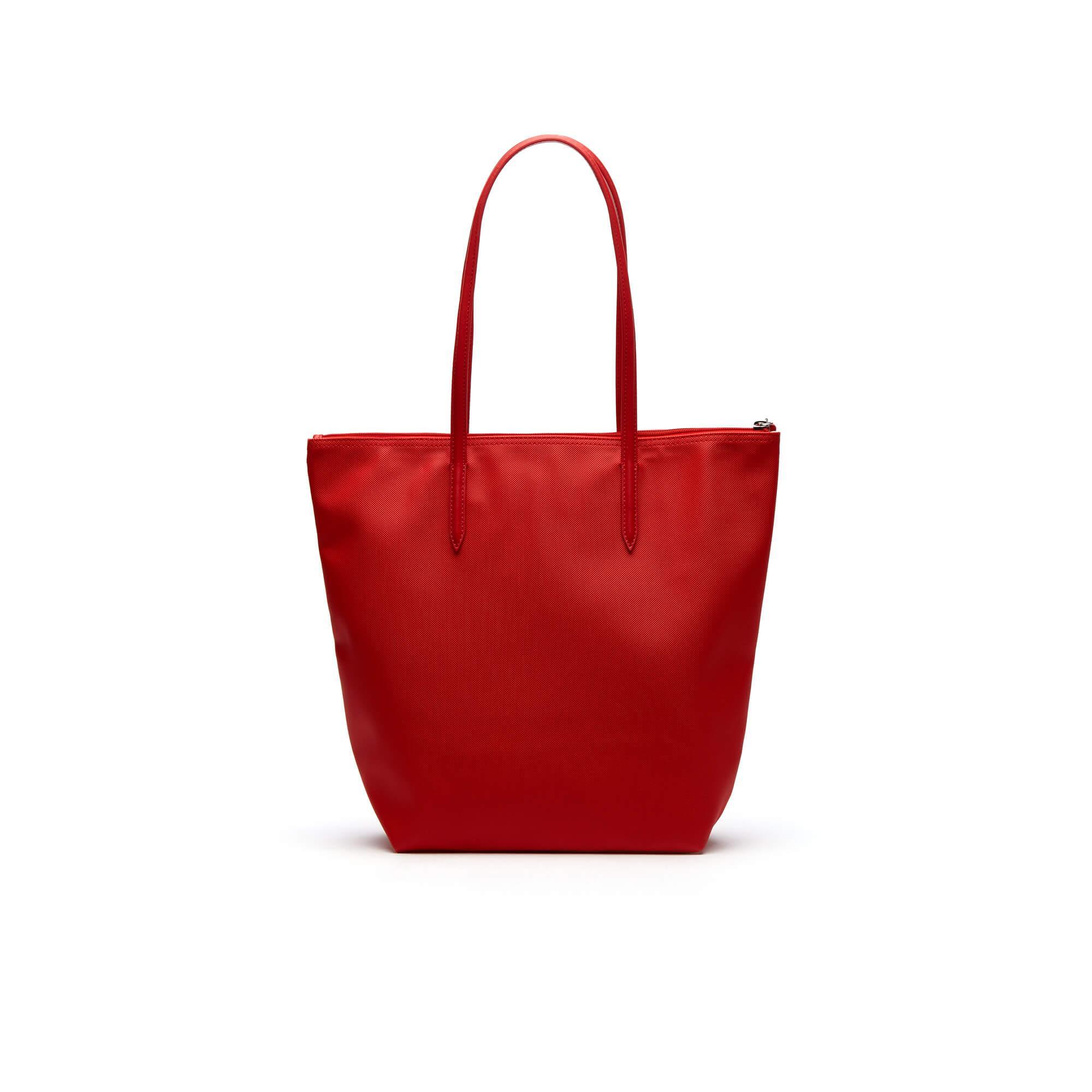 Lacoste Kadın L.12.12 Kırmızı Çanta