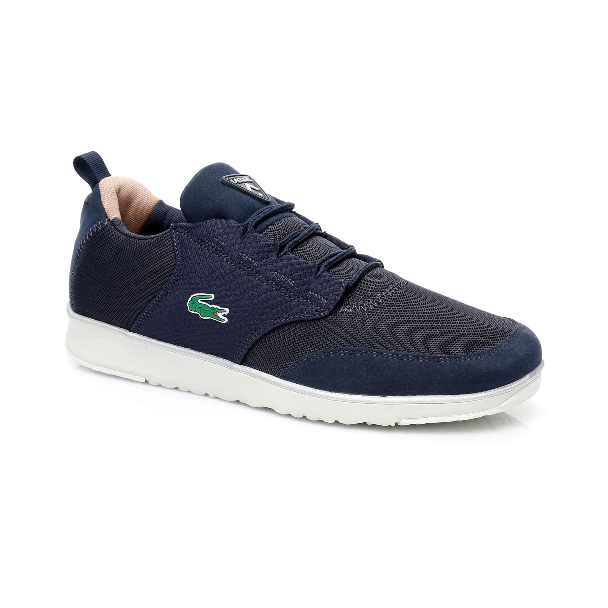 Lacoste Light Erkek Lacivert Sneaker