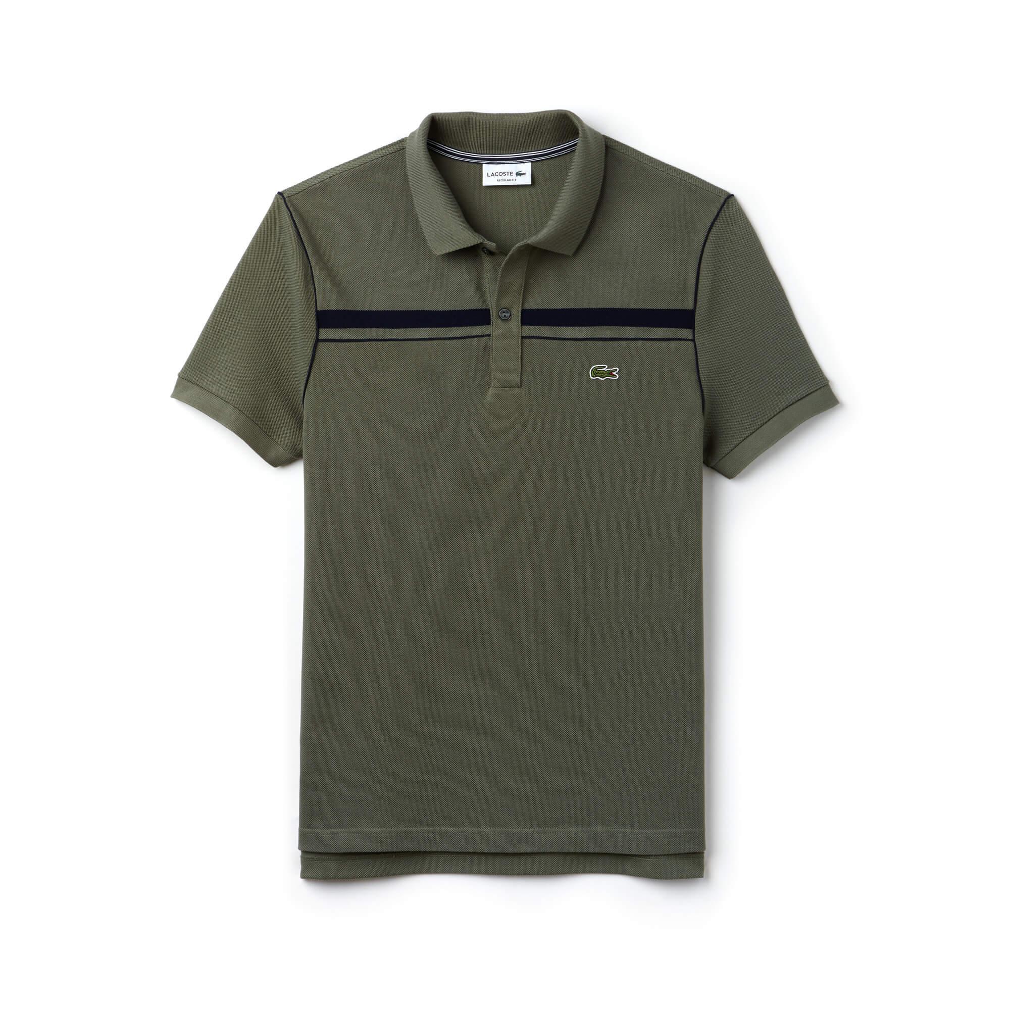 Lacoste Erkek Regular Fit Yeşil Polo