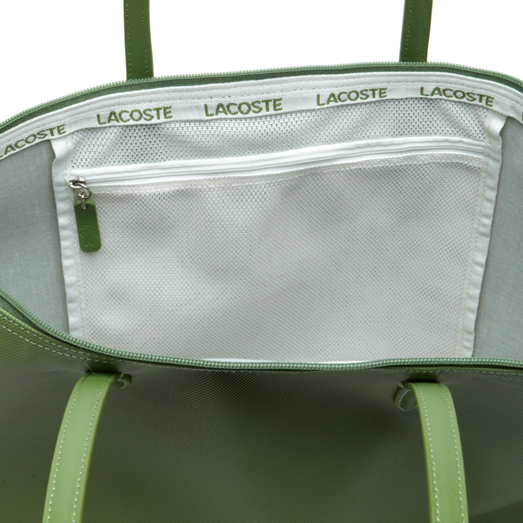 Lacoste Kadın L.12.12 Yeşil Çanta