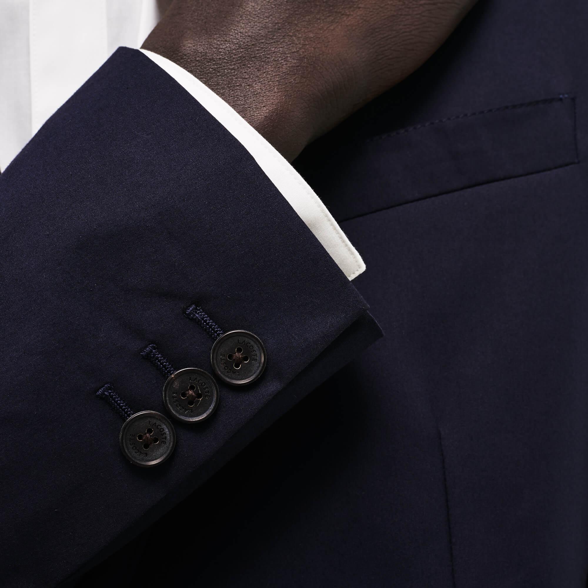 Lacoste Erkek Lacivert Blazer Ceket
