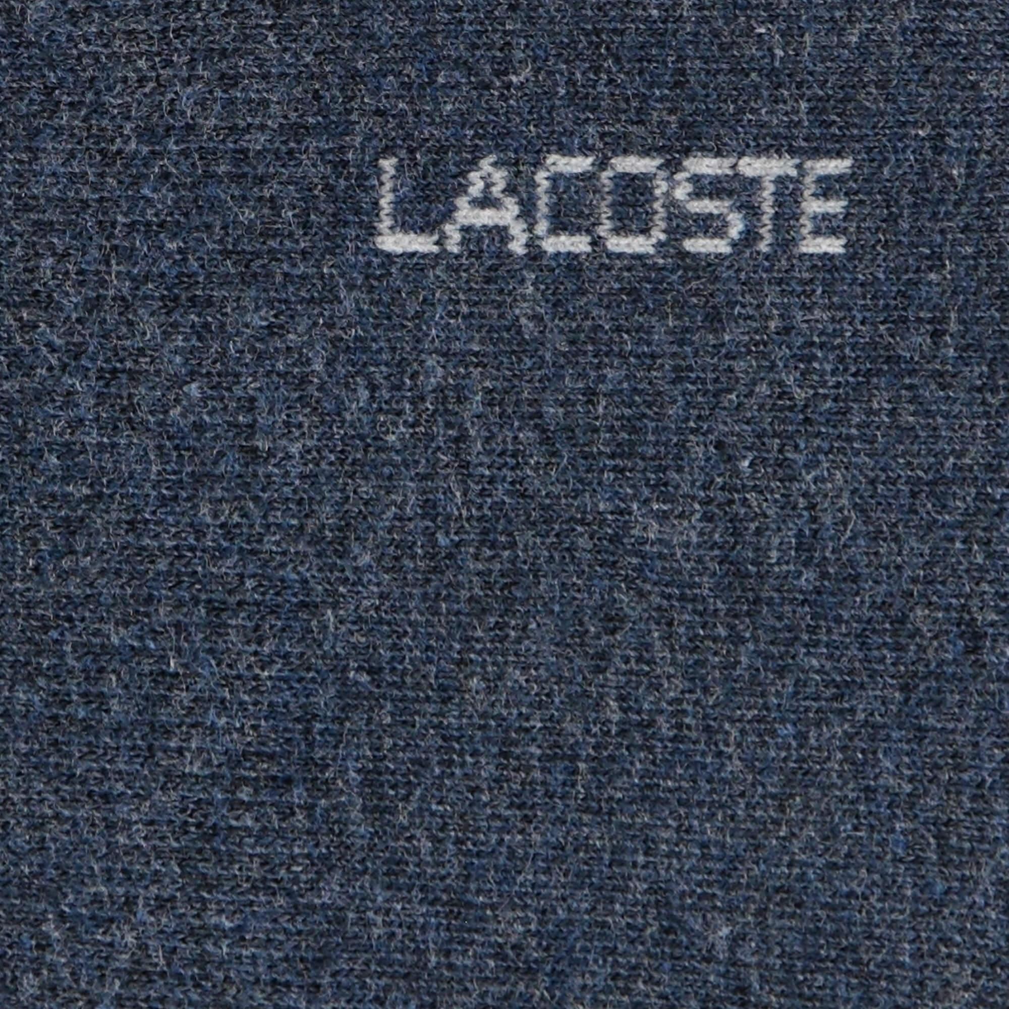 Lacoste Mavi Babet Çorap