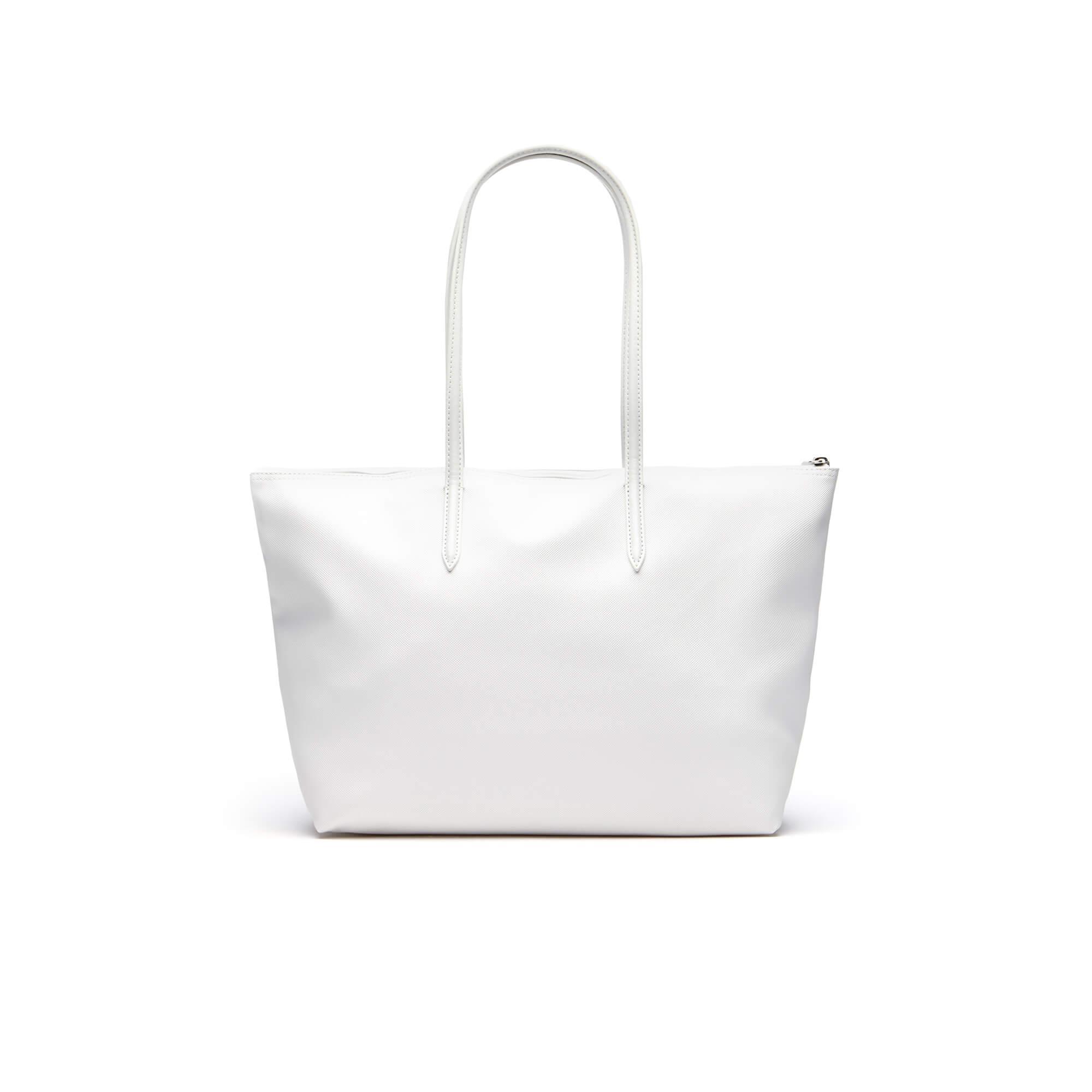 Lacoste L.12.12 Kadın Beyaz Çanta