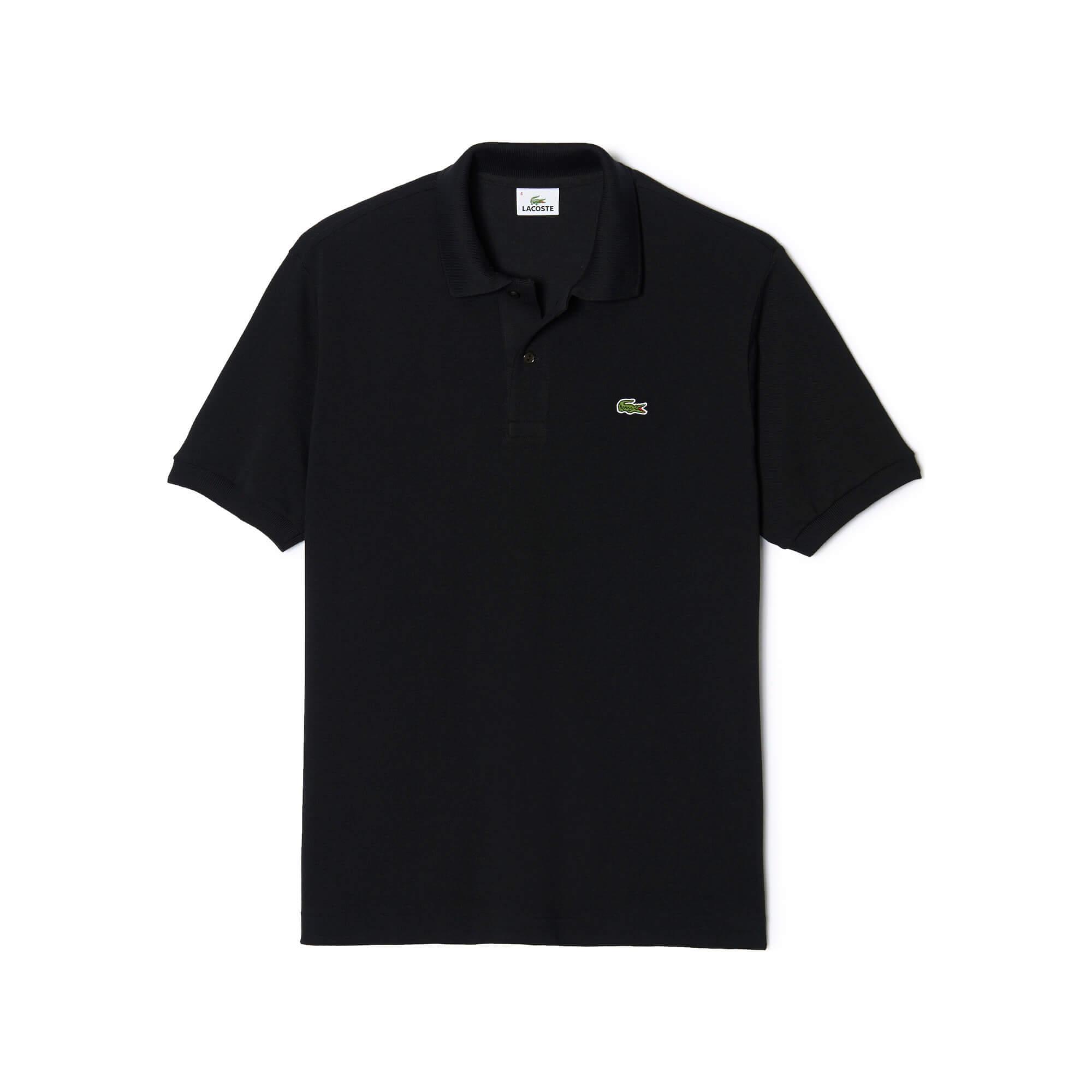 Lacoste Erkek Siyah L1212 Polo