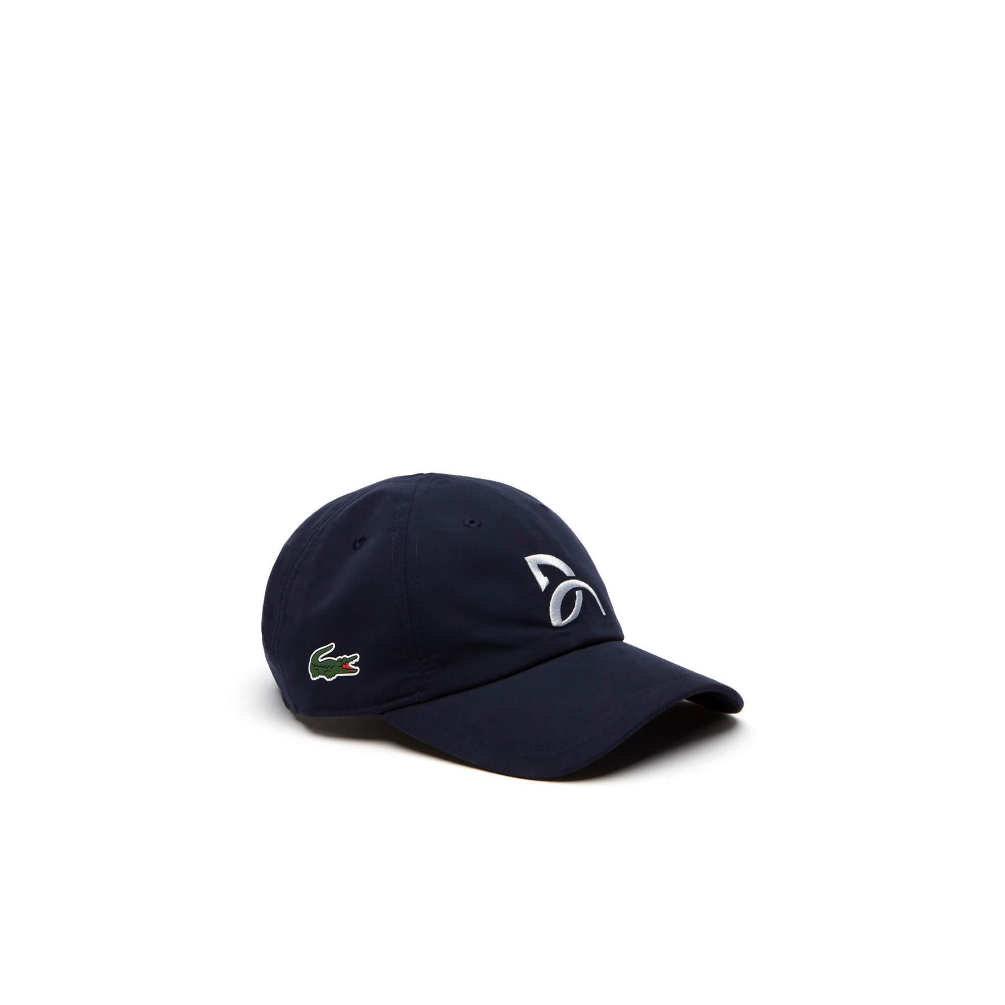 Lacoste Erkek Lacivert Spor Şapka