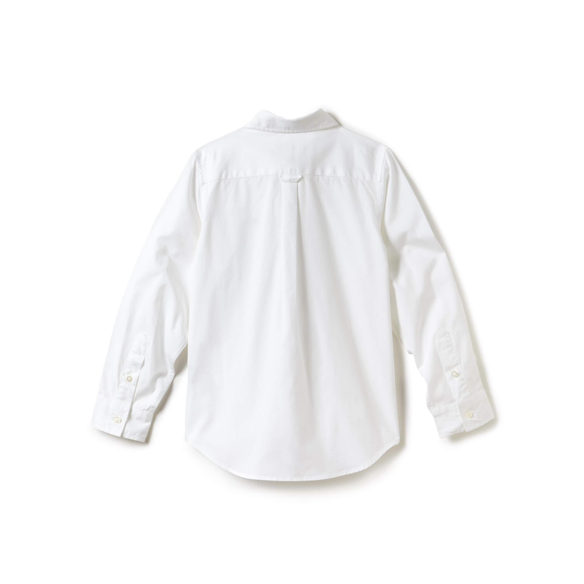 Lacoste Erkek Çocuk Oxford Gömlek