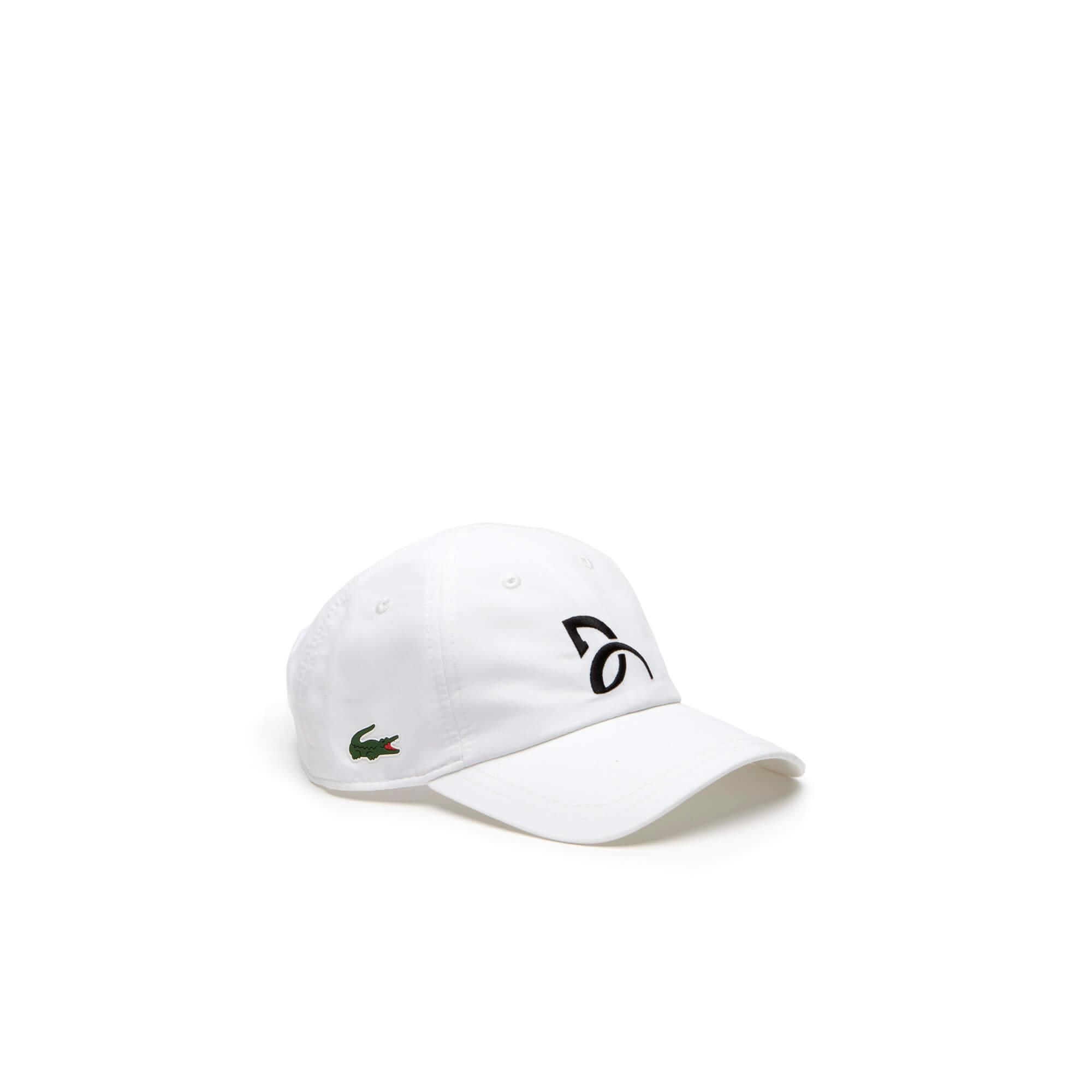Lacoste Erkek Beyaz Spor Şapka