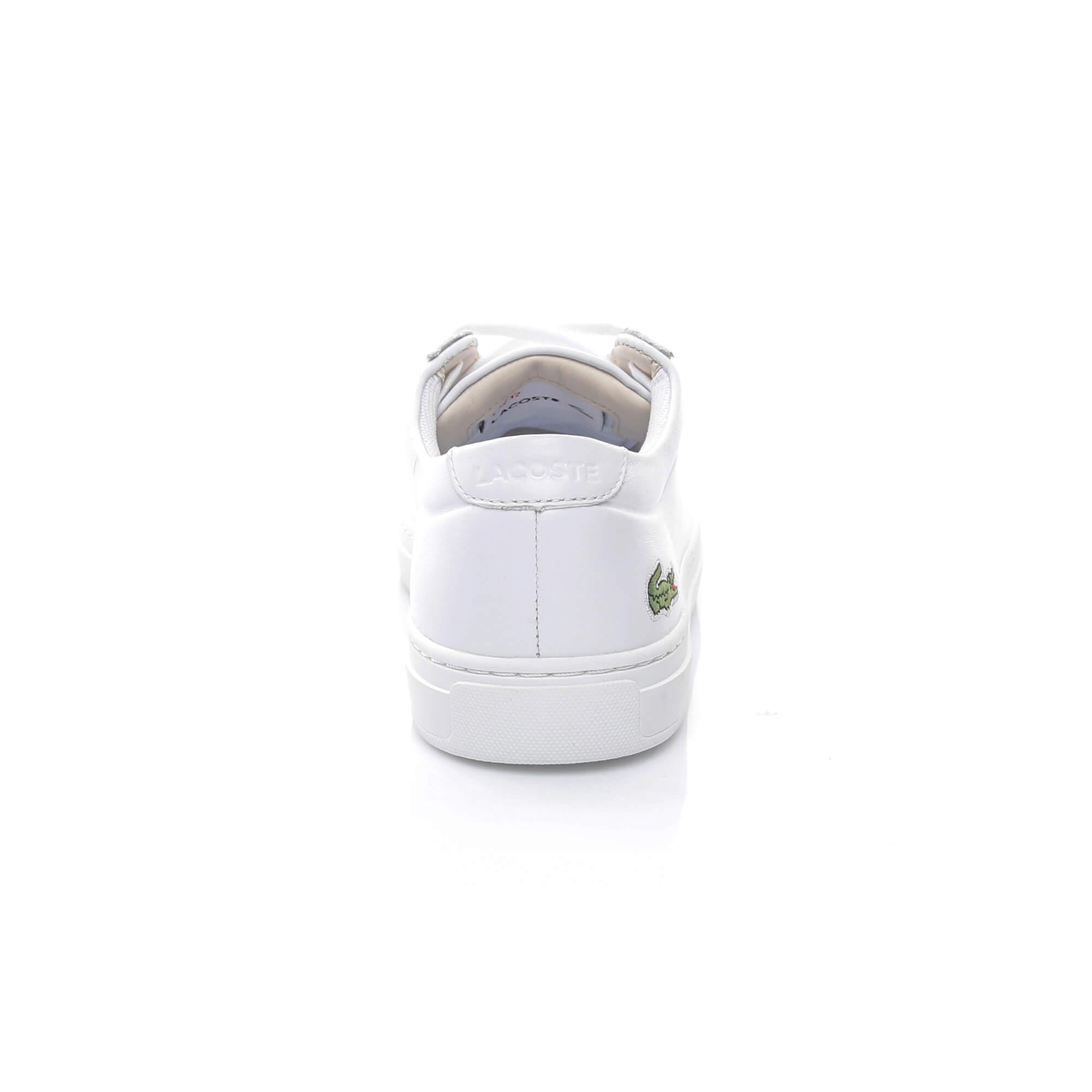 Lacoste L1212 Kadın Beyaz Sneaker