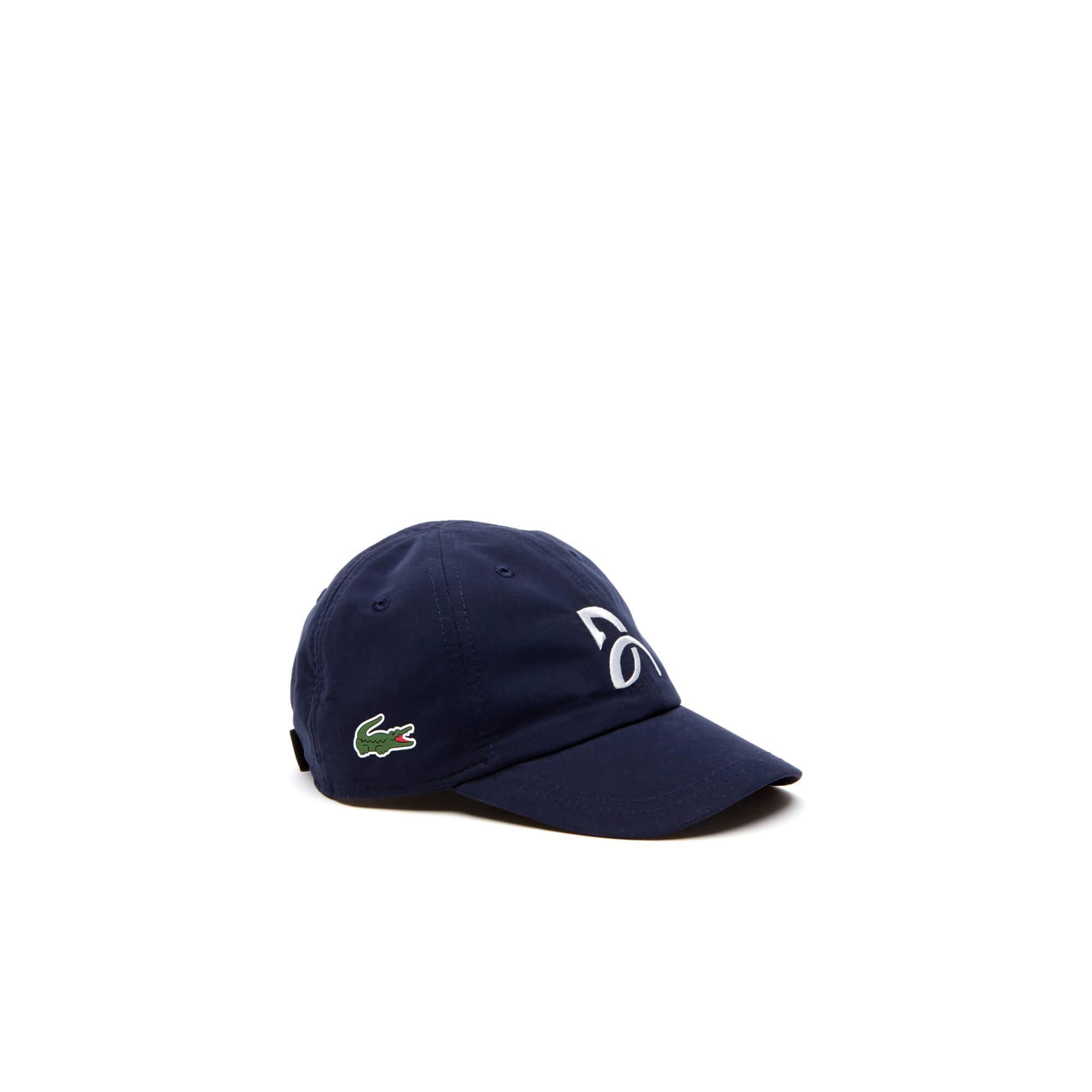 Lacoste Erkek Çocuk Lacivert Şapka