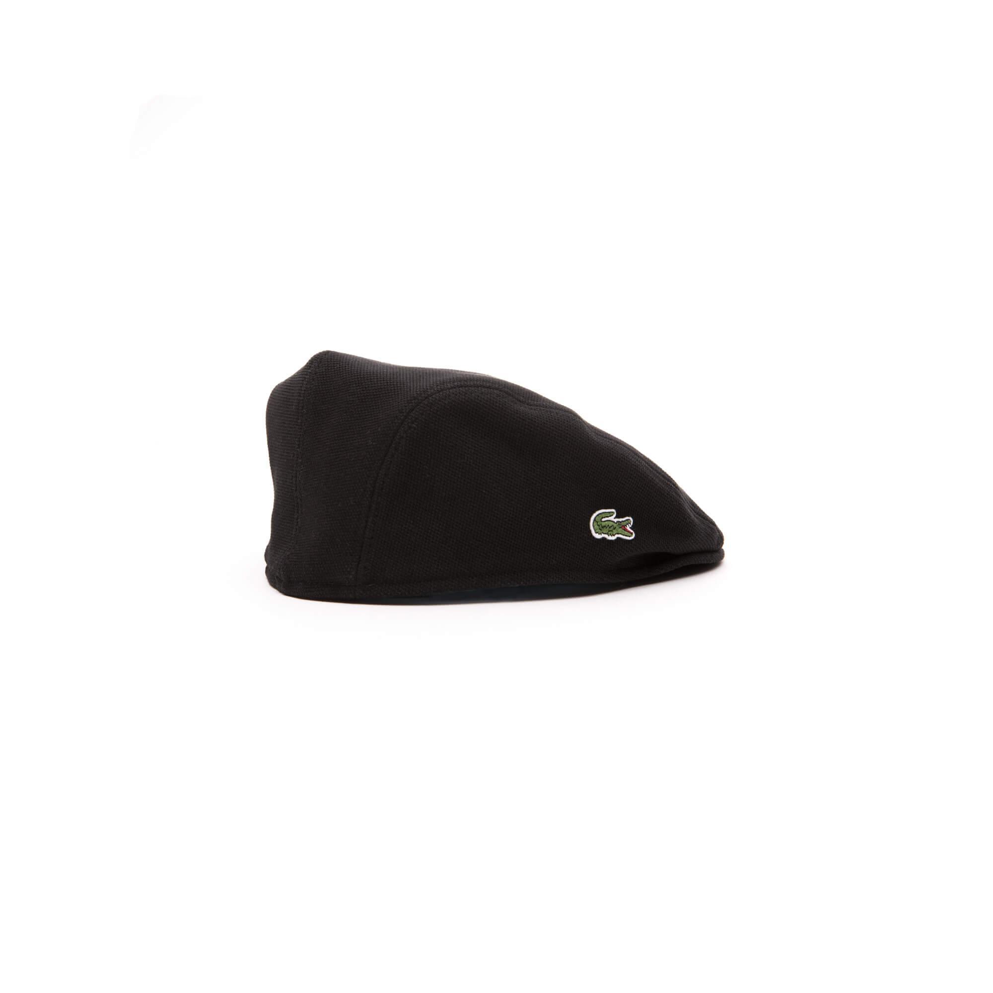 1c351f19387 Lacoste Erkek Siyah Şapka RK0345-031