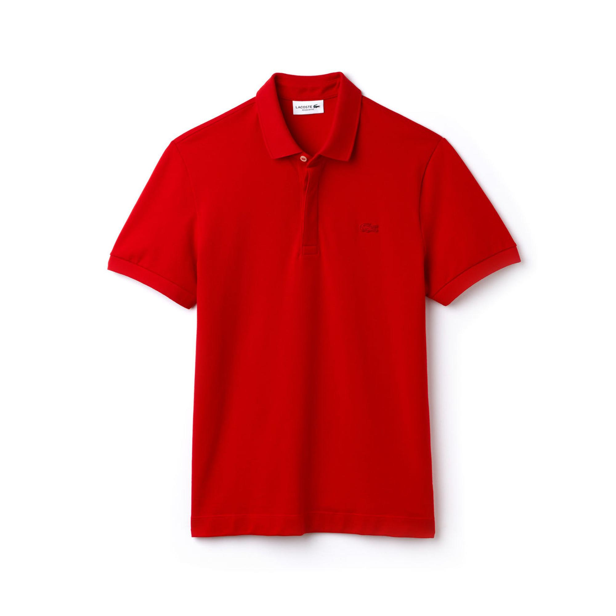 Lacoste Erkek Kırmızı Paris Polo