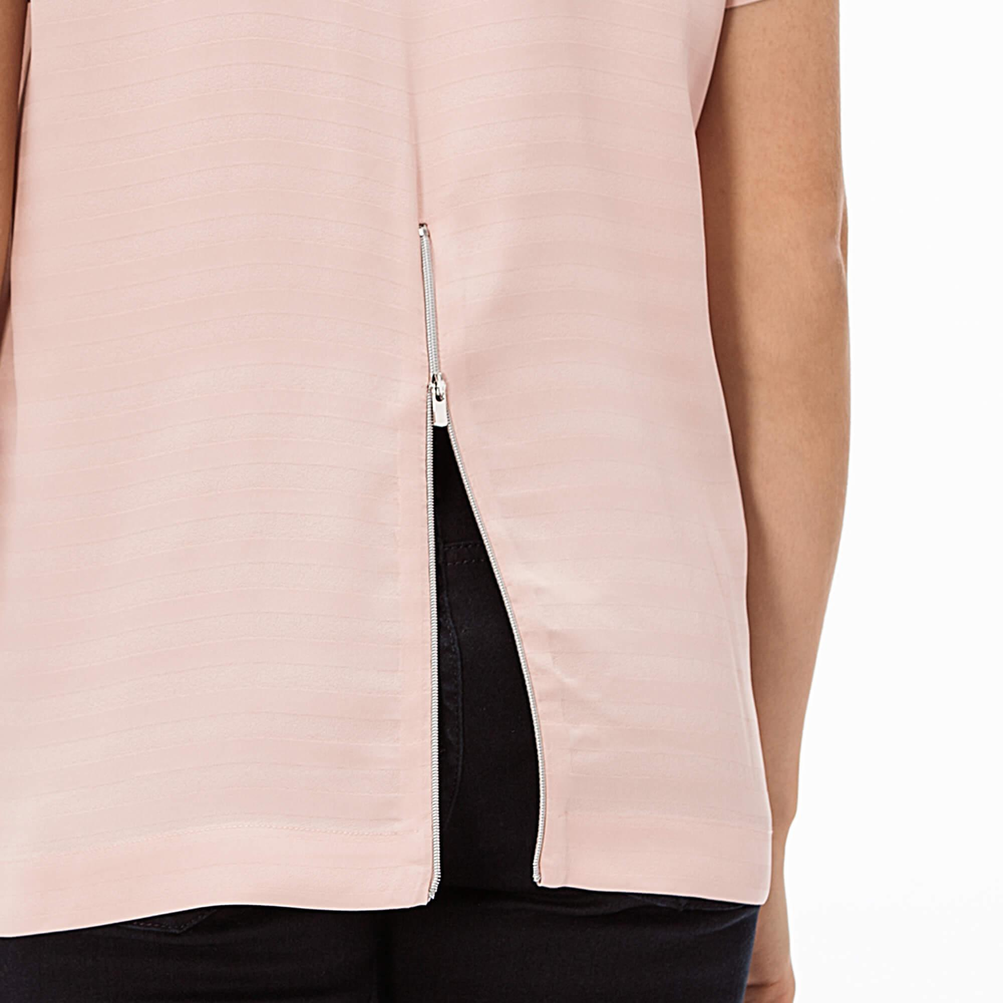 Lacoste Kadın Pembe Bluz