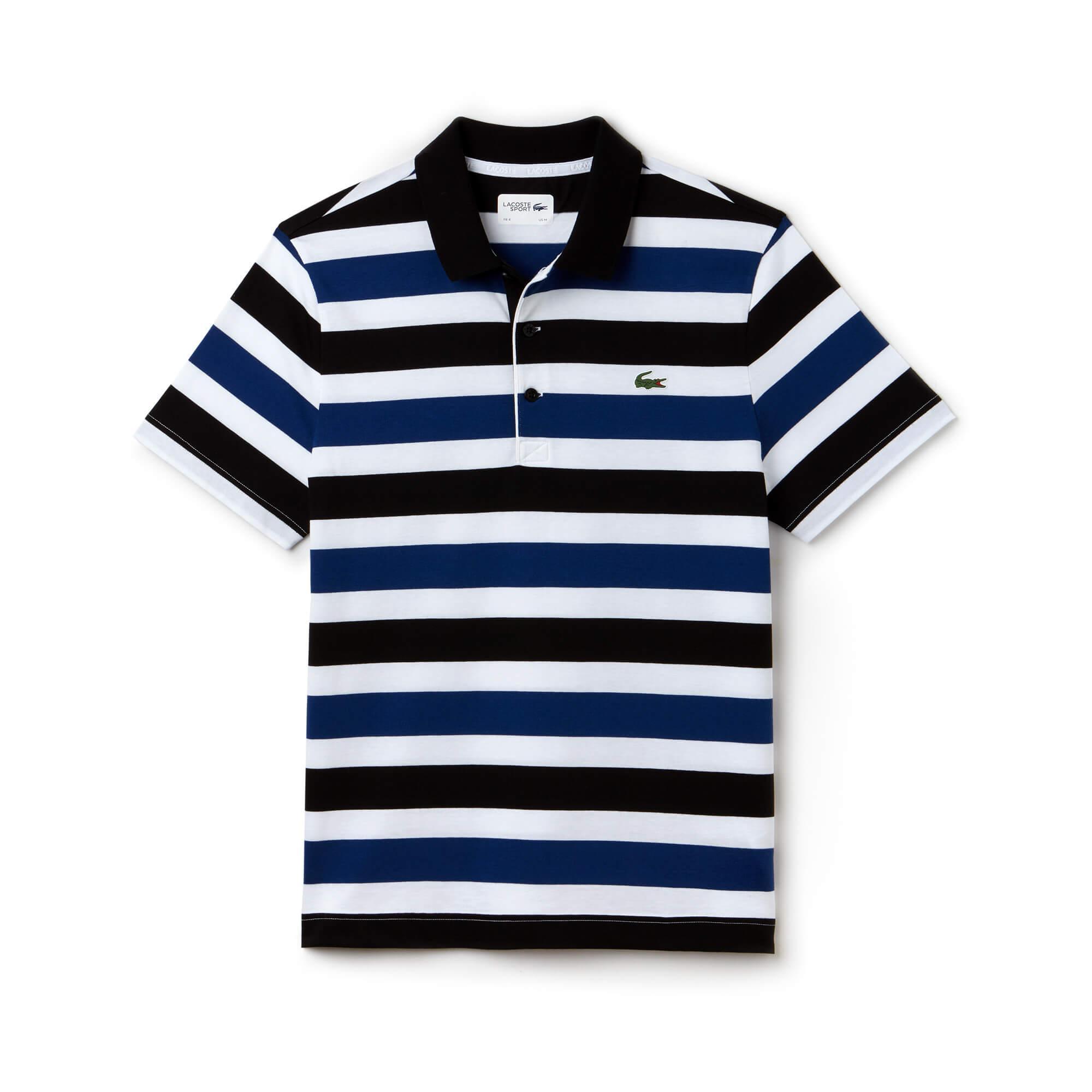 Lacoste Erkek Renkli Çizgili Polo