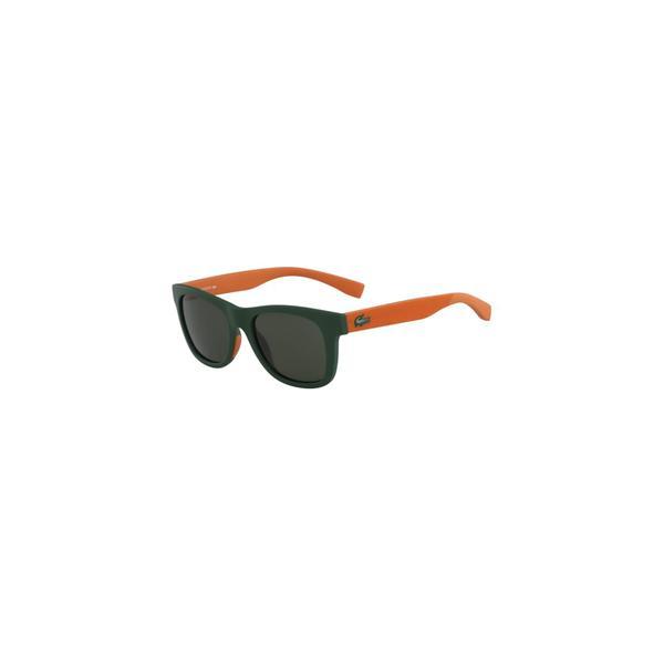 Lacoste Unisex Çocuk Yeşil Güneş Gözlüğü
