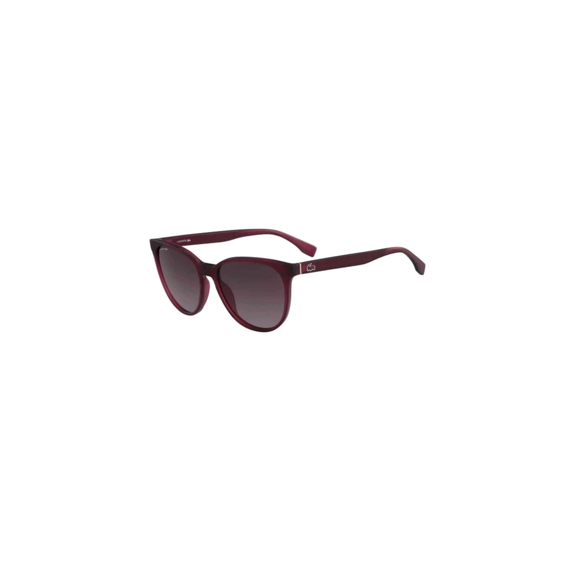 Lacoste Unisex Bordo Güneş Gözlüğü