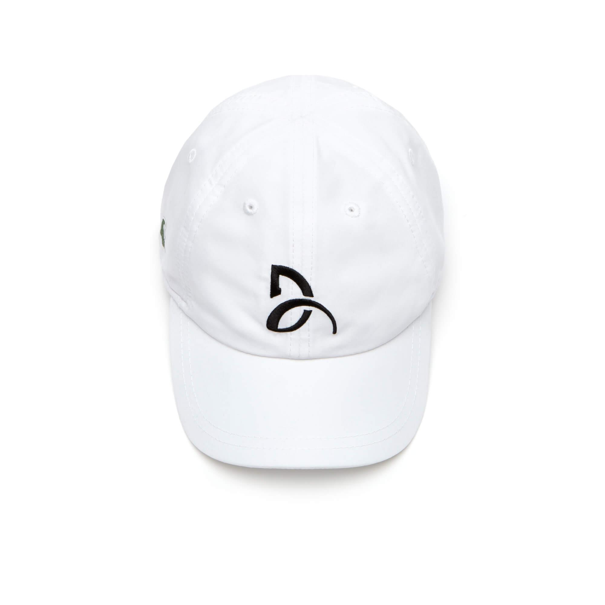 Lacoste Erkek Çocuk Beyaz Şapka