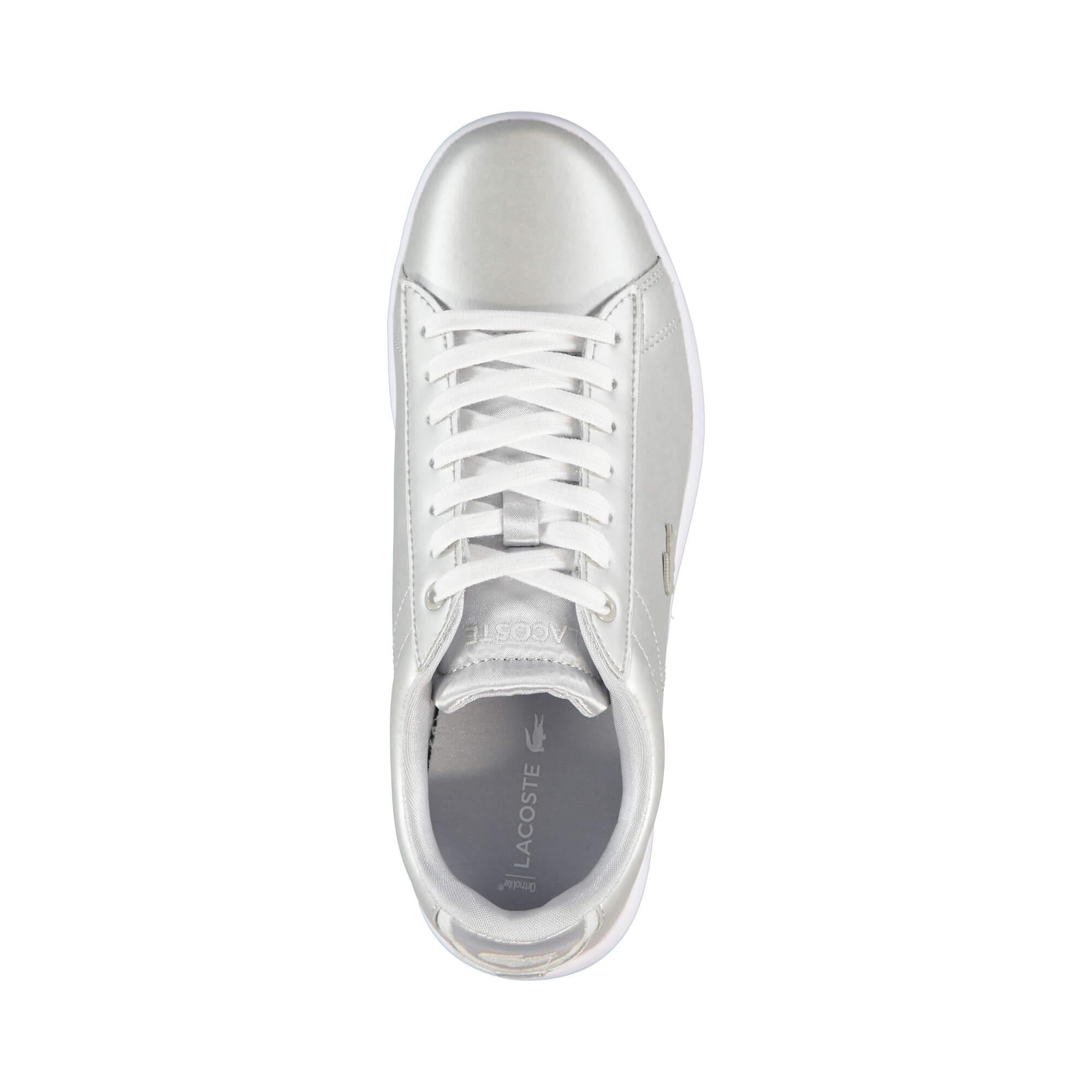 Lacoste Carnaby Evo Gri Kadın Sneaker