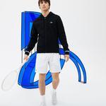 Lacoste Siyah Novak Djokovic Sweatshirt