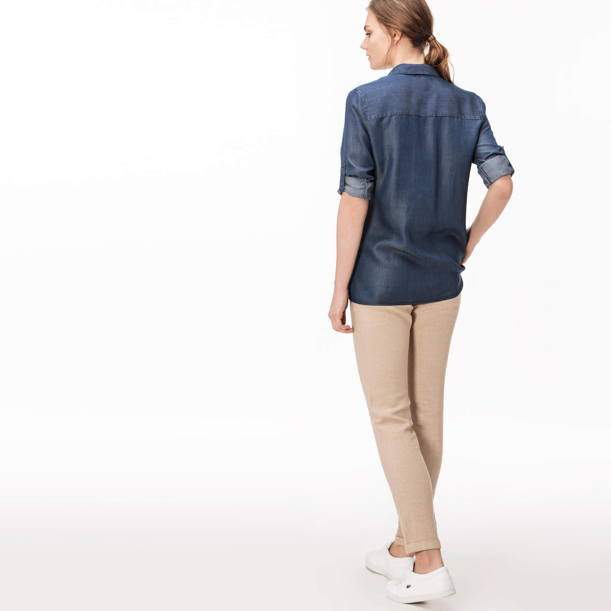 Lacoste Açık Kahverengi Pantolon