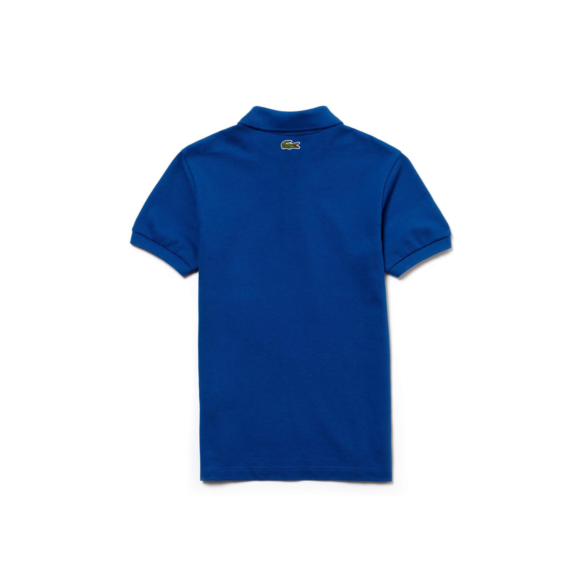 Lacoste Erkek Çocuk Mavi Polo