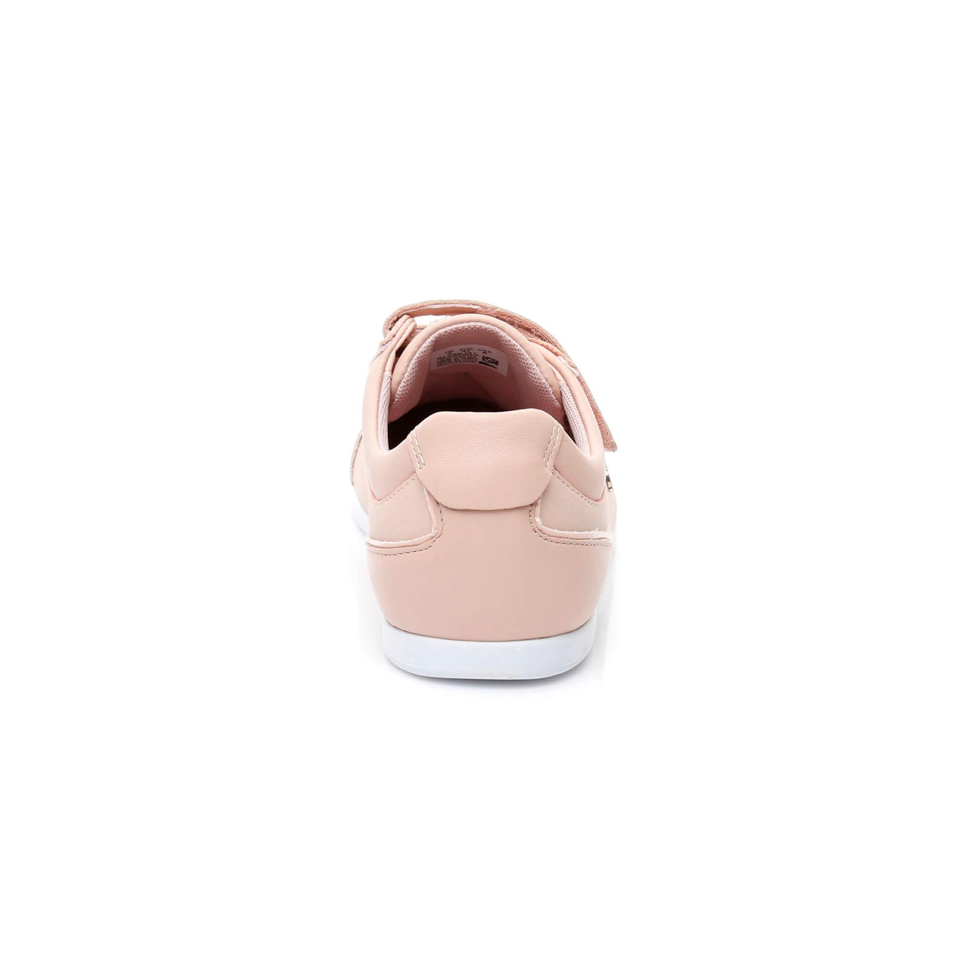Lacoste Rey Strap Kadın Pembe Sneaker
