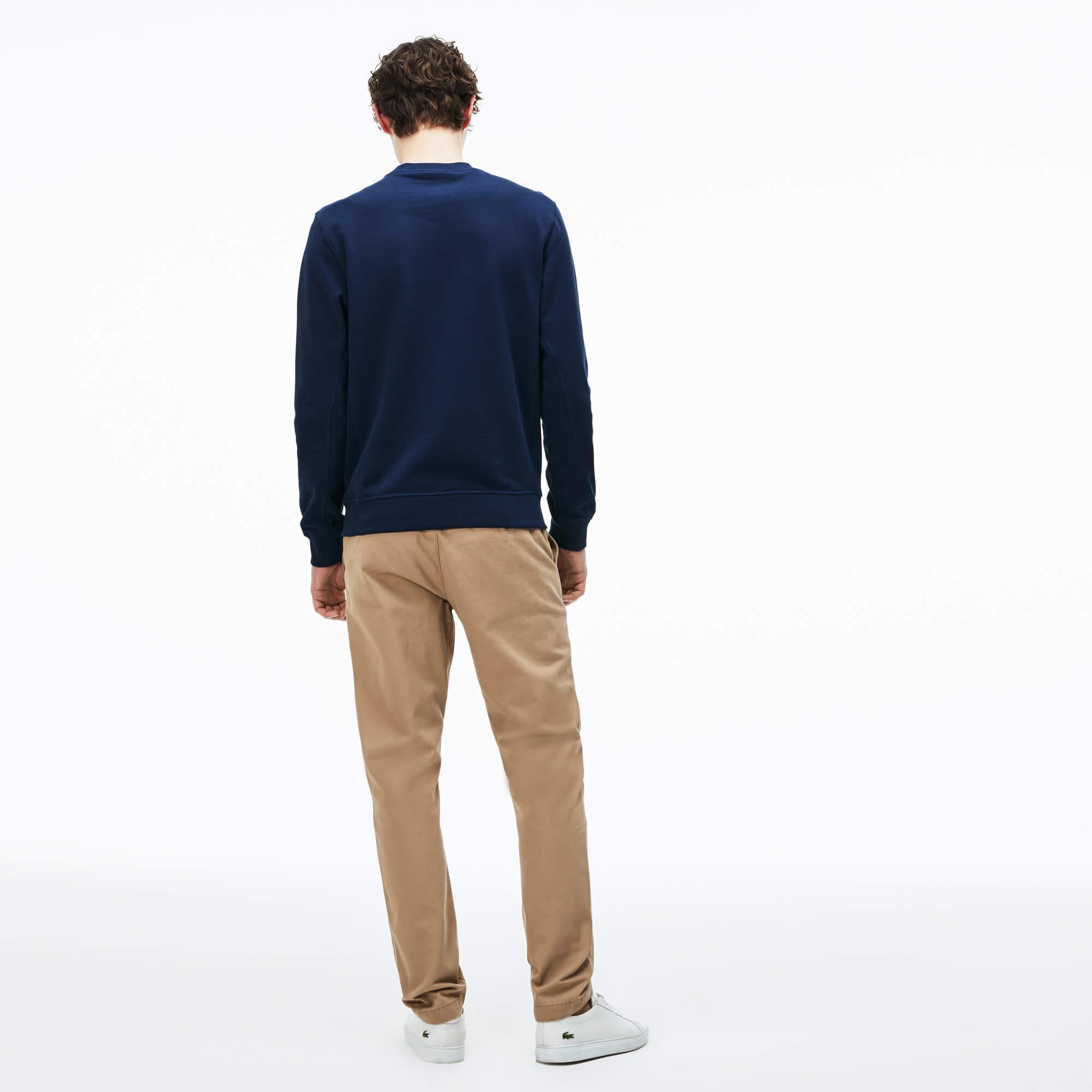 Lacoste Erkek Kahverengi Gabardin Pantolon