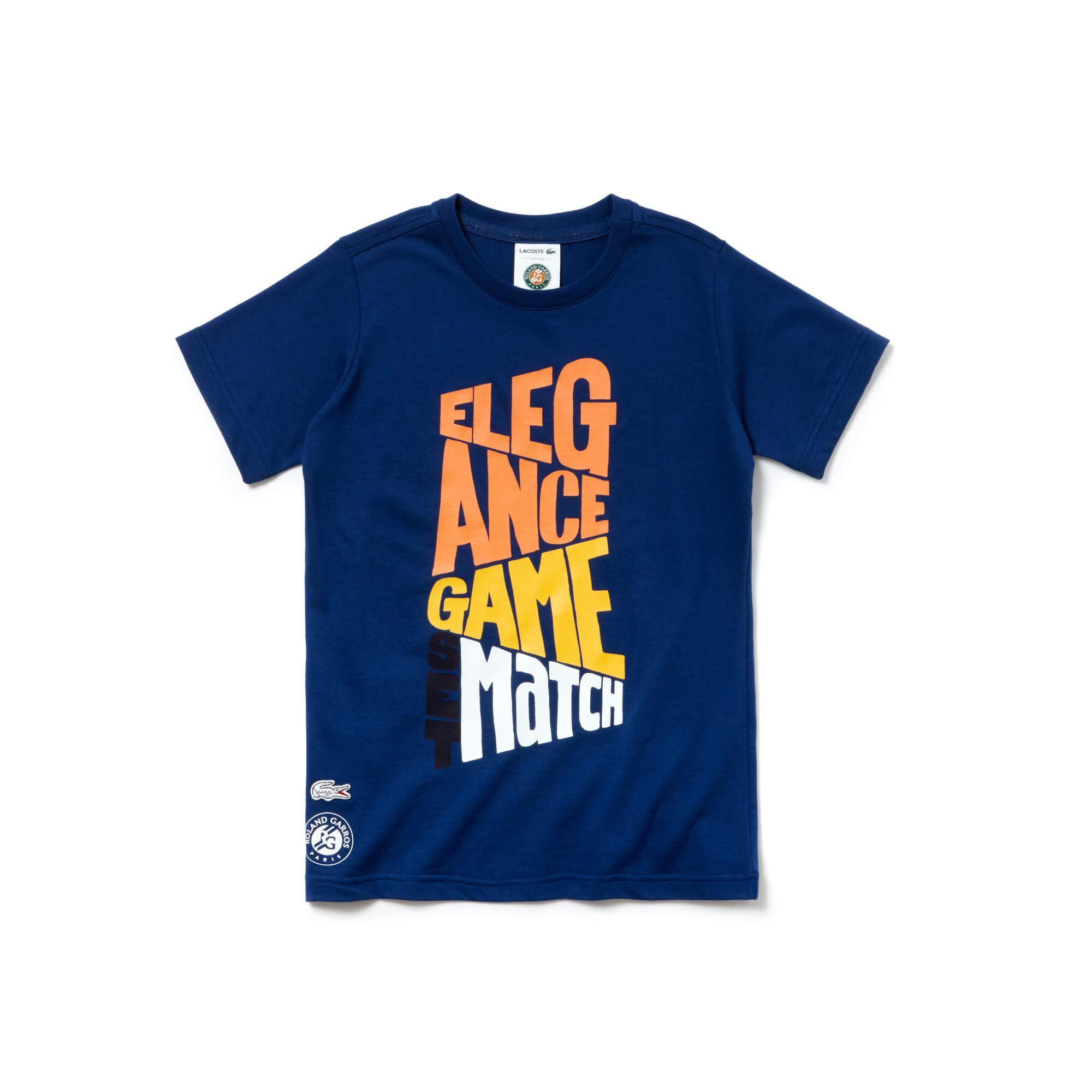 Lacoste Erkek Çocuk Renkli Tshirt