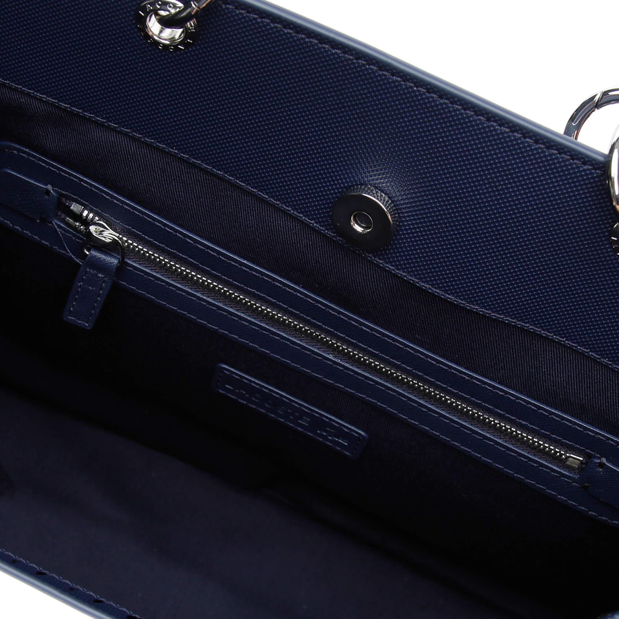Lacoste Kadın Daily Classic Lacivert Çanta
