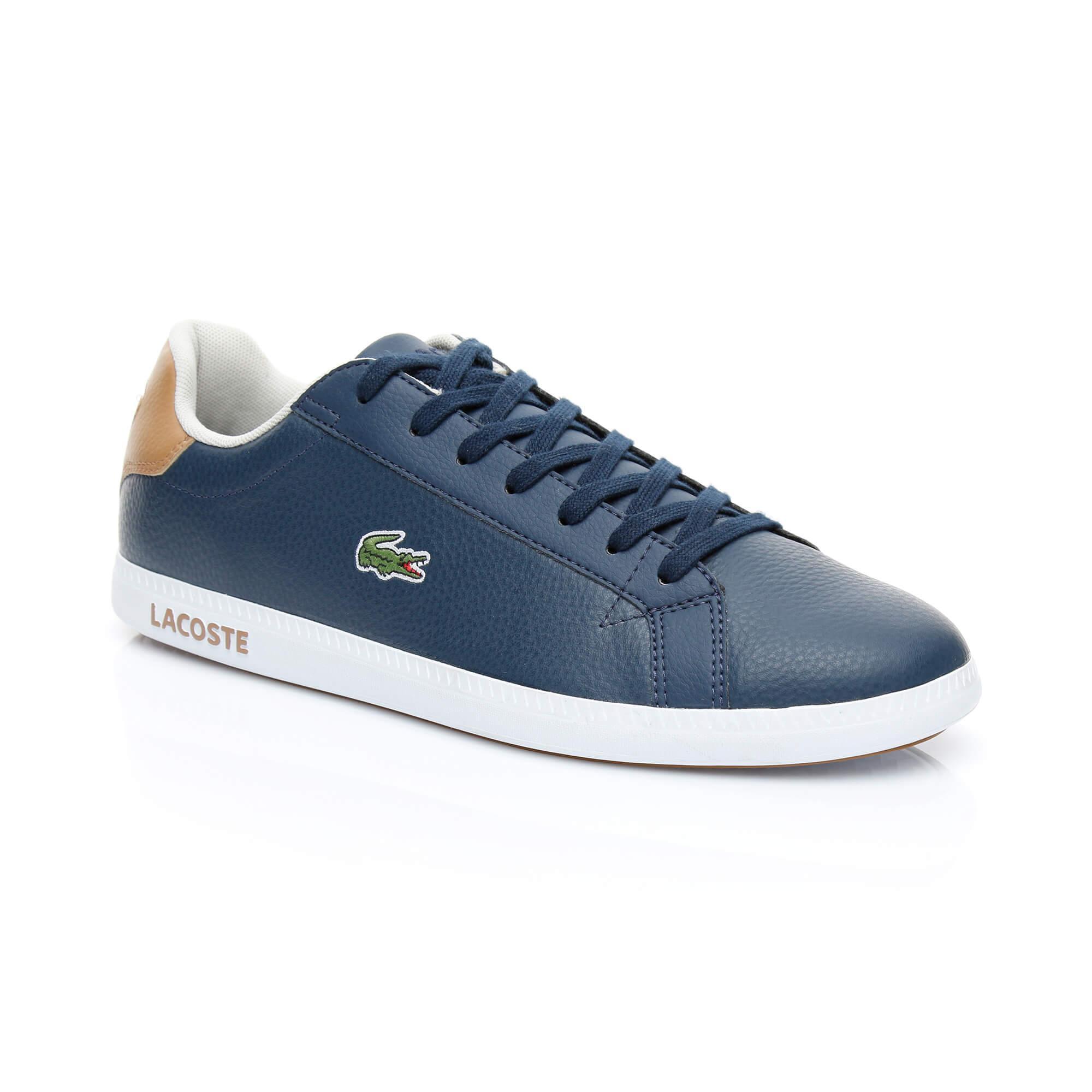 Lacoste Graduate Erkek Lacivert Sneaker